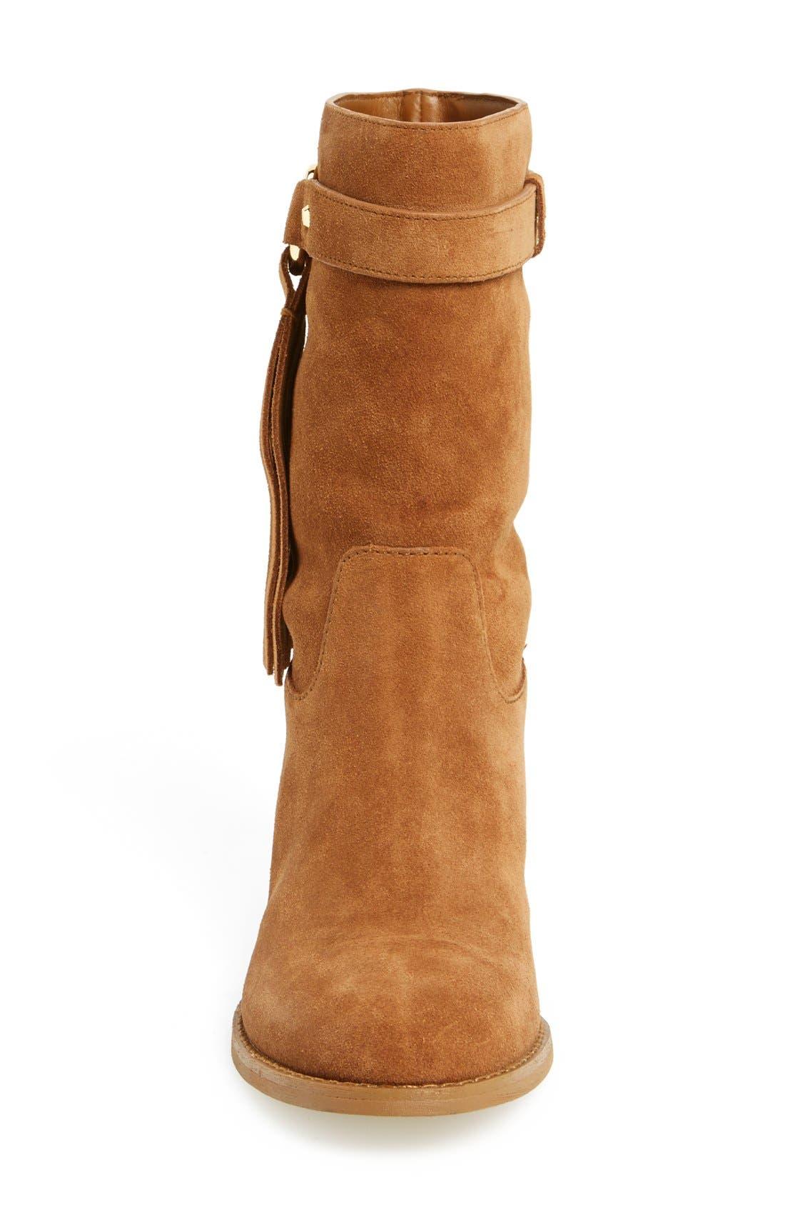 Alternate Image 3  - MICHAEL Michael Kors 'Rhea' Suede Boot (Women)