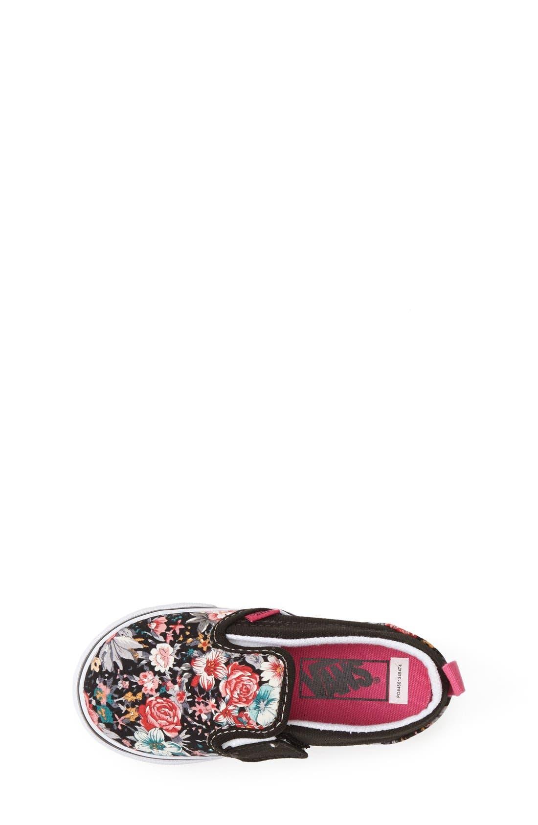 Alternate Image 3  - Vans 'Classic' Slip-On Sneaker (Baby, Walker & Toddler)