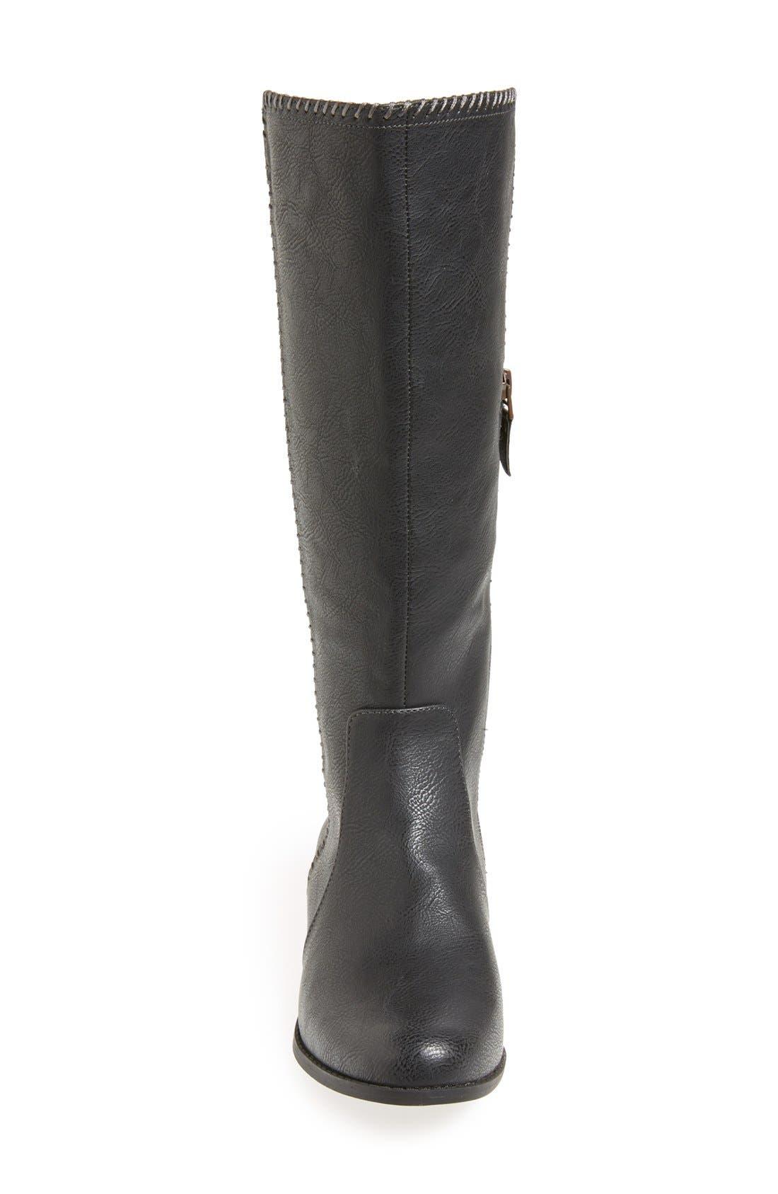 Alternate Image 3  - Dr. Scholl's 'Confess' Riding Boot (Women) (Wide Calf)