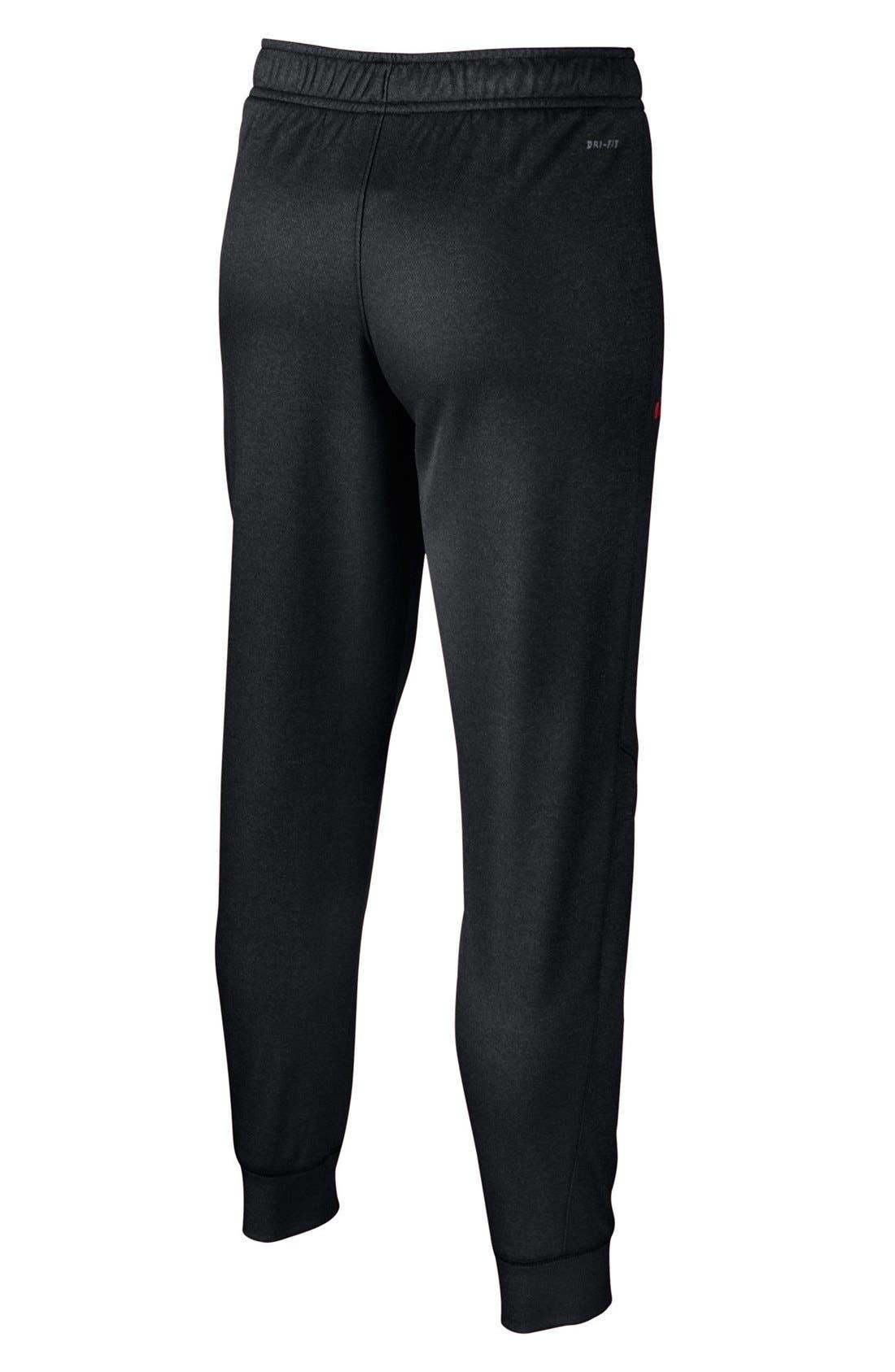 Alternate Image 2  - Nike 'LeBron Performance Hero' Dri-FIT Pants (Big Boys)