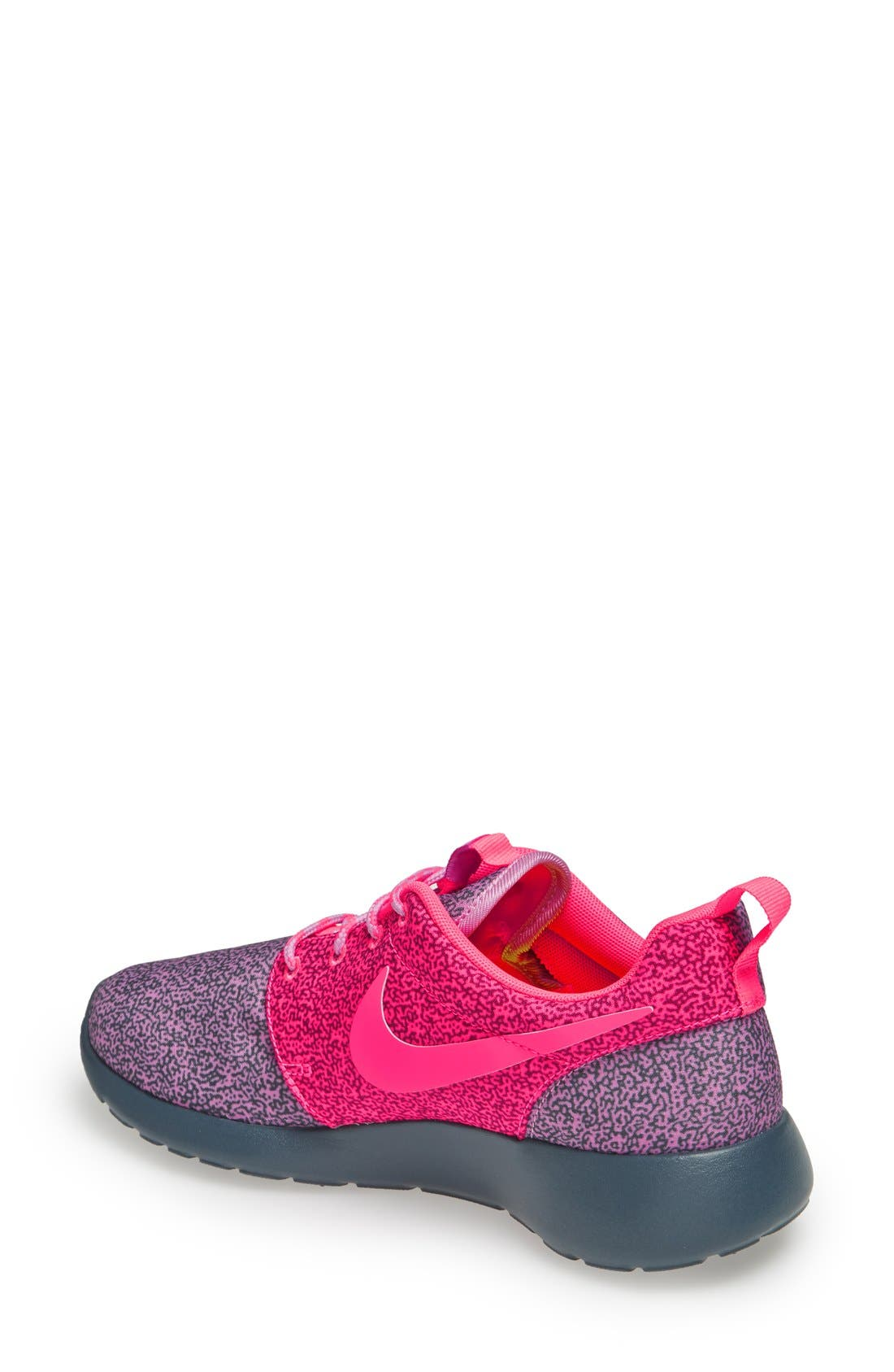 Alternate Image 2  - Nike 'Roshe Run' Print Sneaker (Women)