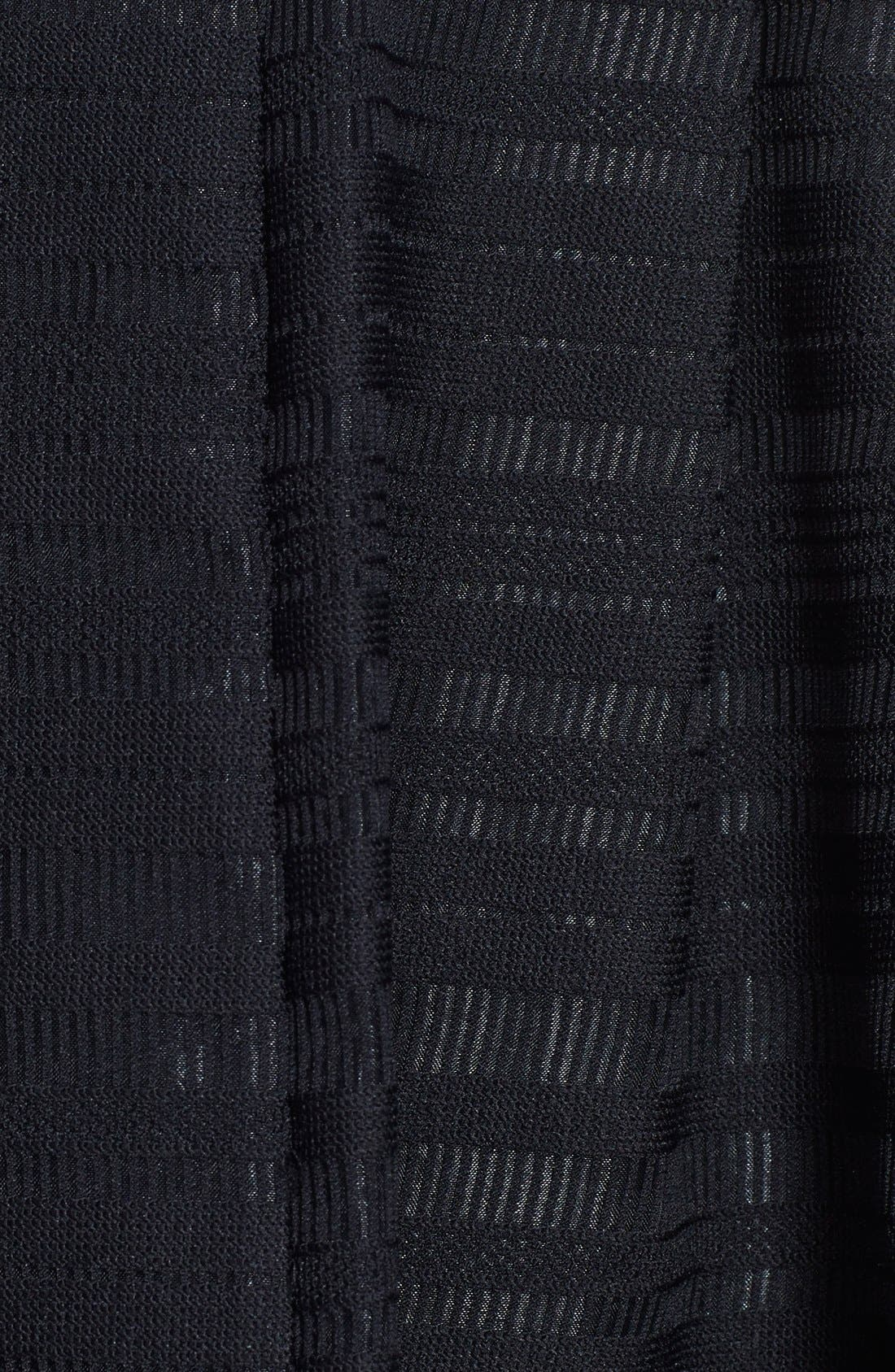 Alternate Image 3  - Tibi Ribbon Stripe Organza Full Midi Skirt