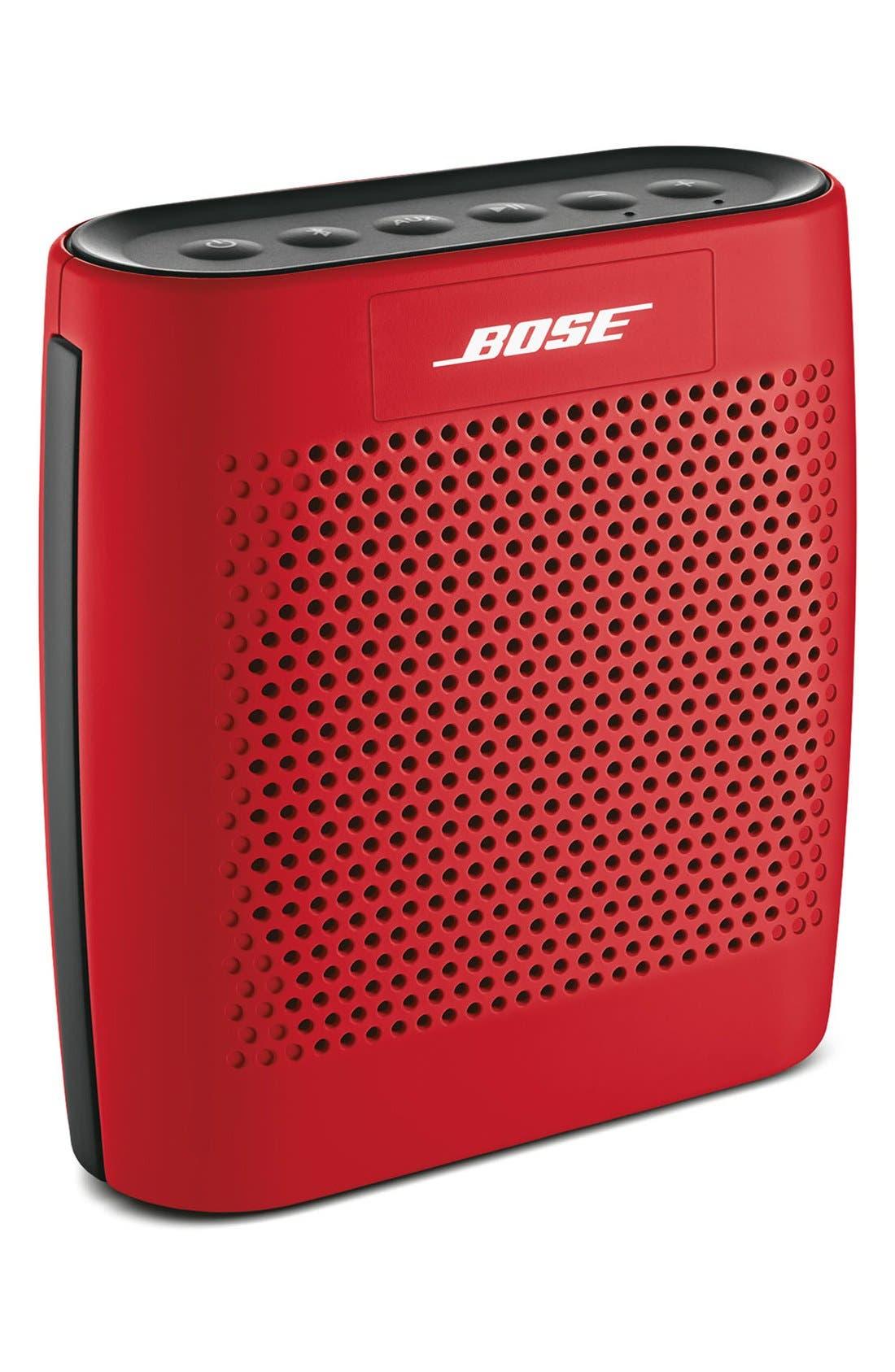 Alternate Image 1 Selected - Bose® SoundLink® Color Bluetooth® Speaker