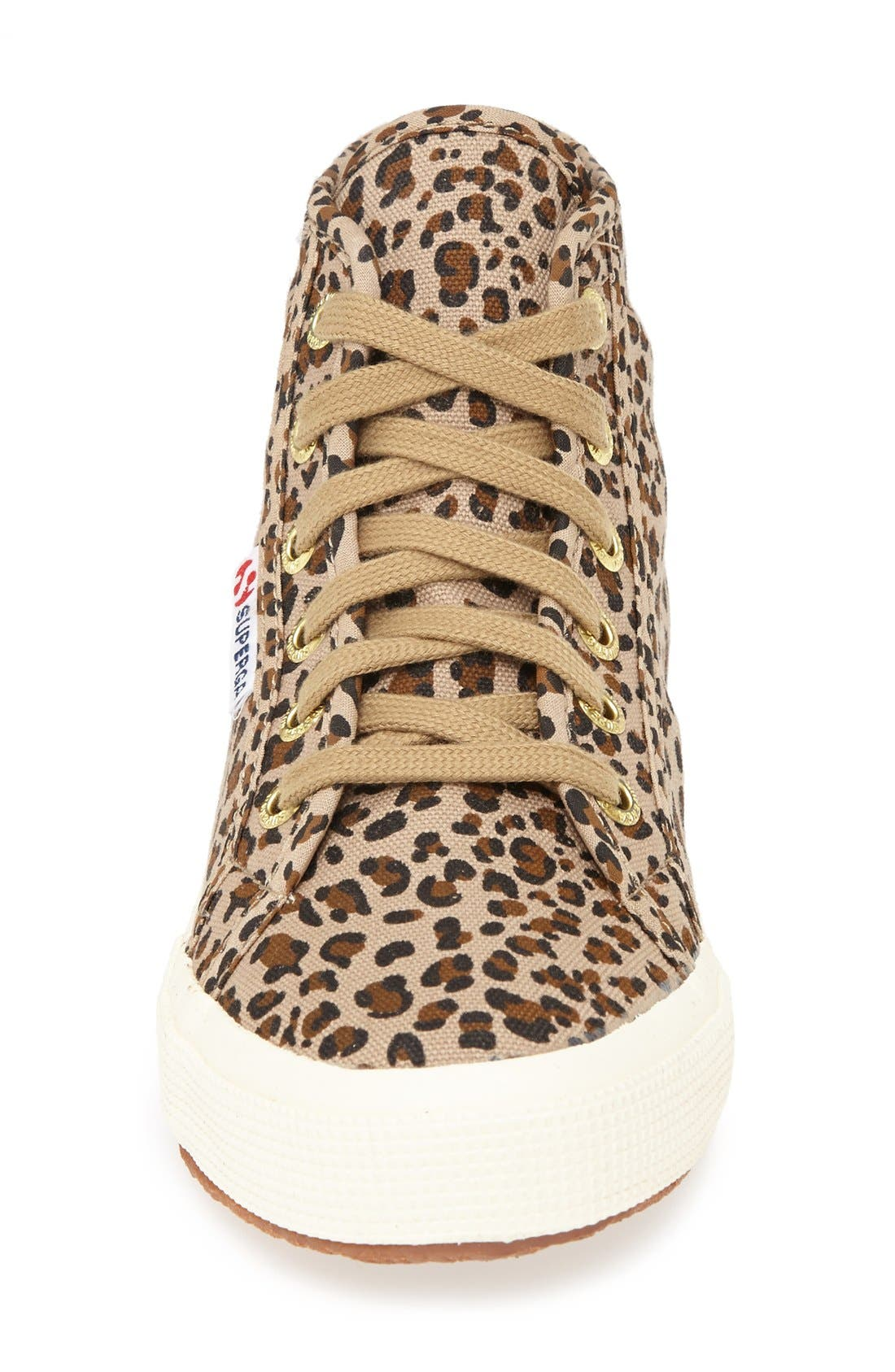 Alternate Image 3  - Superga 'Leo' High Top Sneaker (Women)