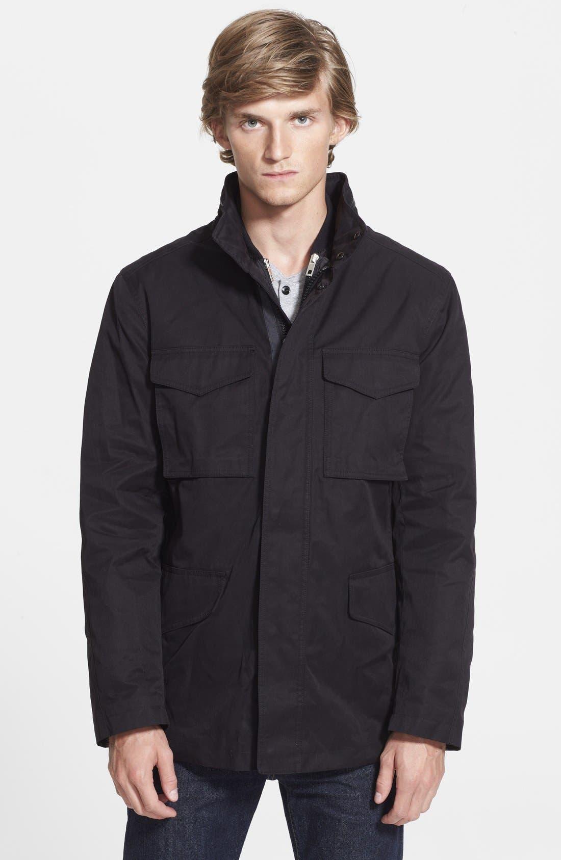 Alternate Image 1 Selected - rag & bone 'Division' 3-in-1 Field Jacket