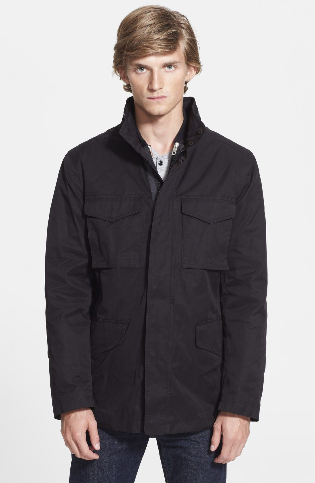 Main Image - rag & bone 'Division' 3-in-1 Field Jacket