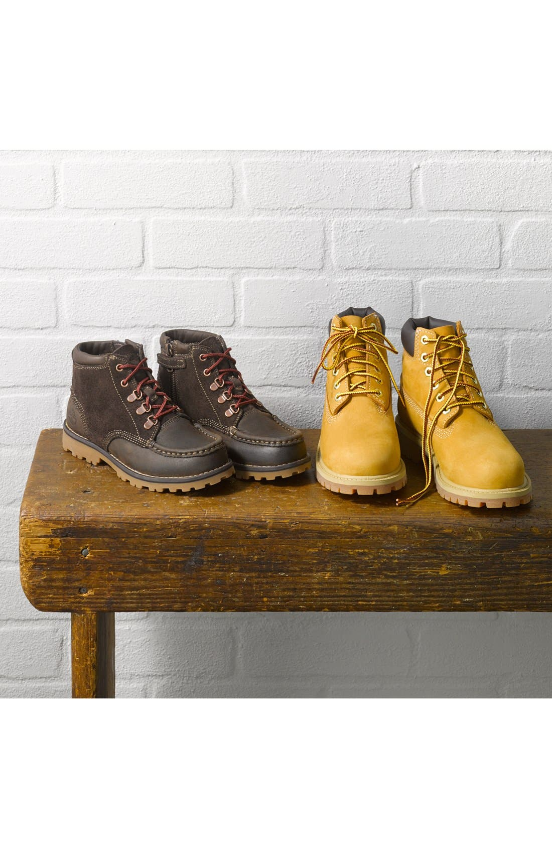 Alternate Image 5  - Timberland Earthkeepers® 'Asphalt' Boot (Little Kid & Big Kid)