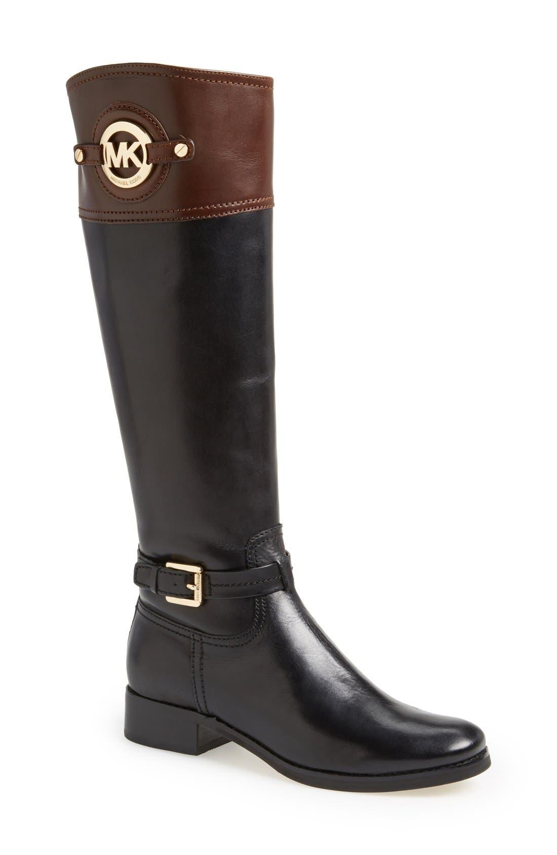 Alternate Image 1 Selected - MICHAEL Michael Kors 'Stockard' Tall Boot