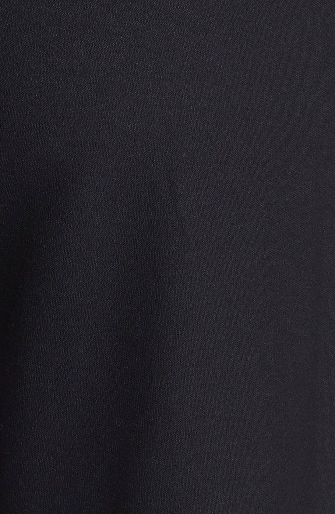 Alternate Image 3  - Eileen Fisher Straight Leg Crepe Pants (Plus Size)