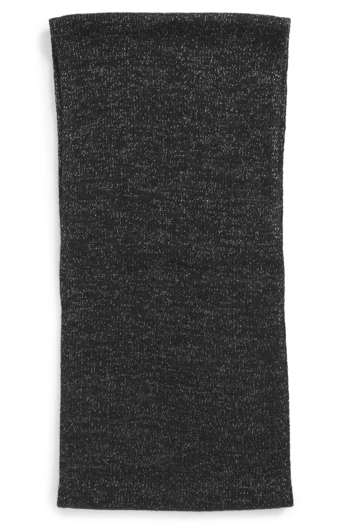Alternate Image 2  - Halogen 'Touch of Sparkle' Cashmere Infinity Scarf