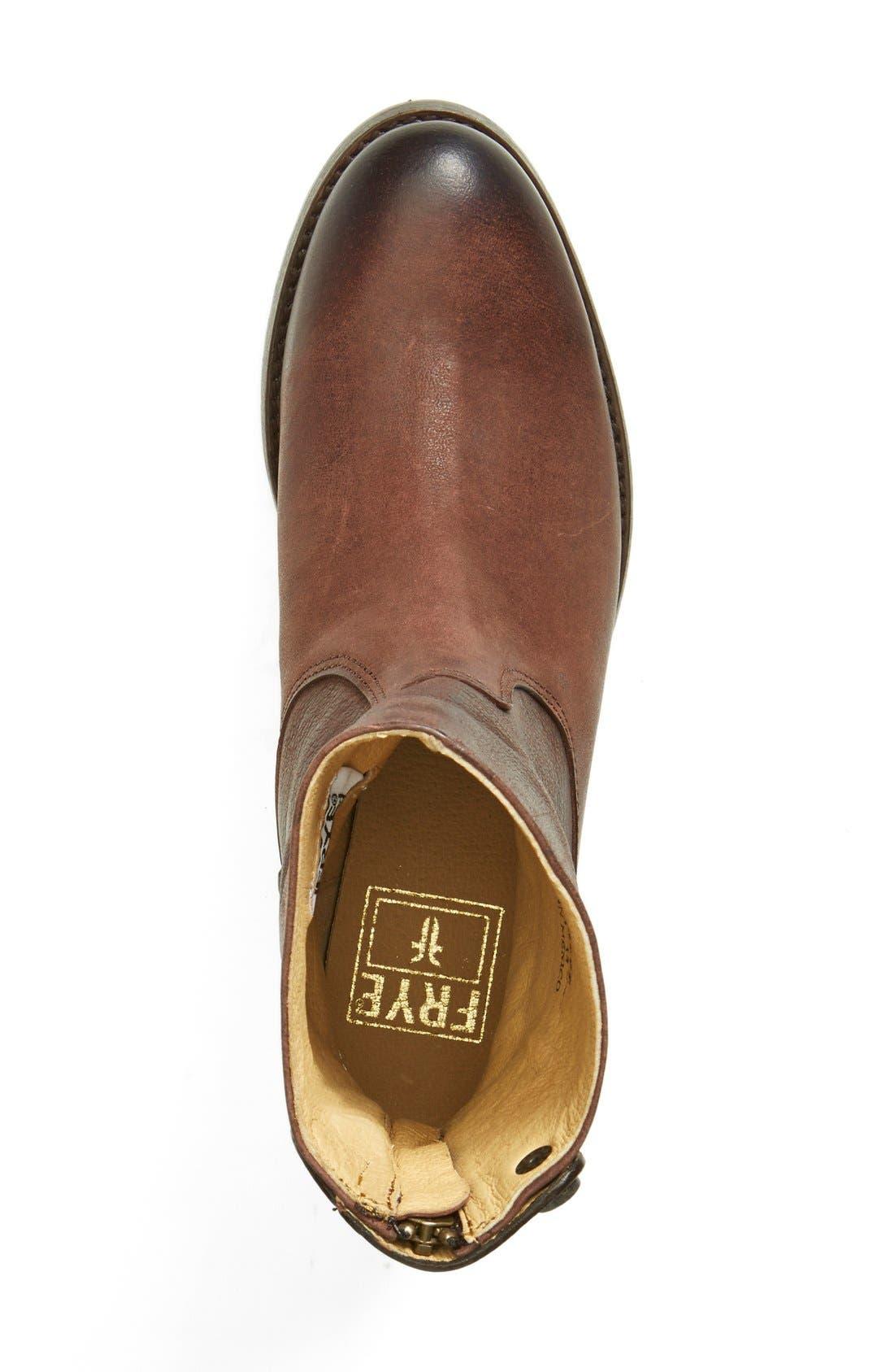 Alternate Image 5  - Frye 'Melissa' Short Boot (Women)
