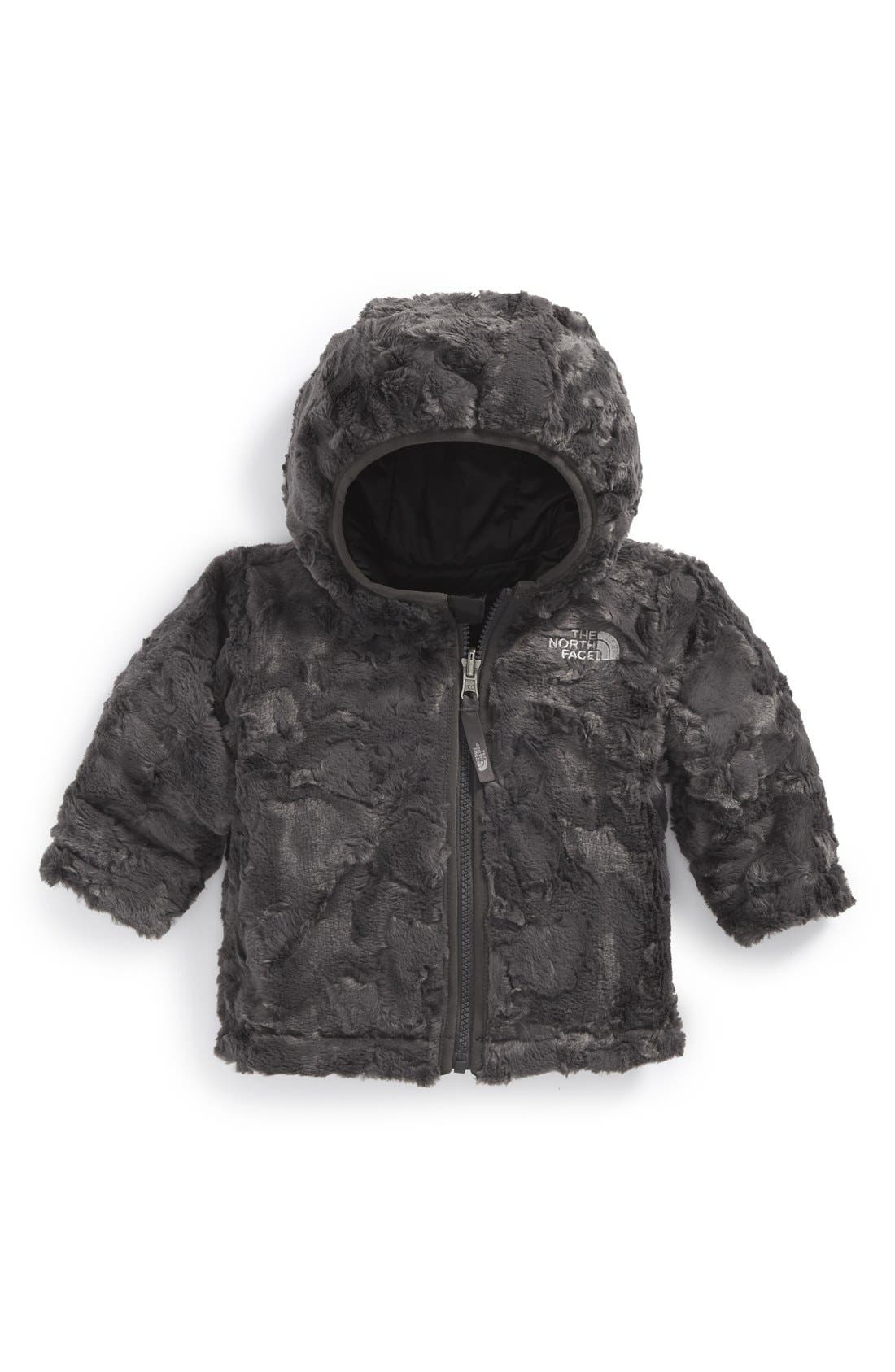 Alternate Image 2  - The North Face 'Mossbud Swirl' Reversible Jacket (Baby)
