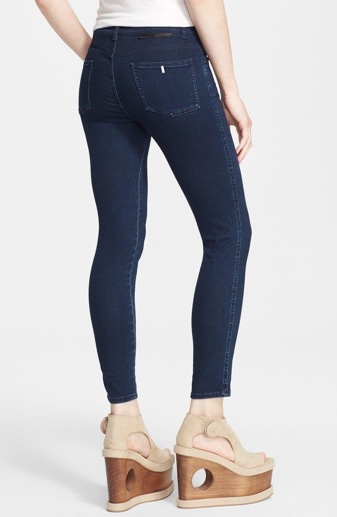 Alternate Image 2  - Stella McCartney Skinny Ankle Grazer Jeans