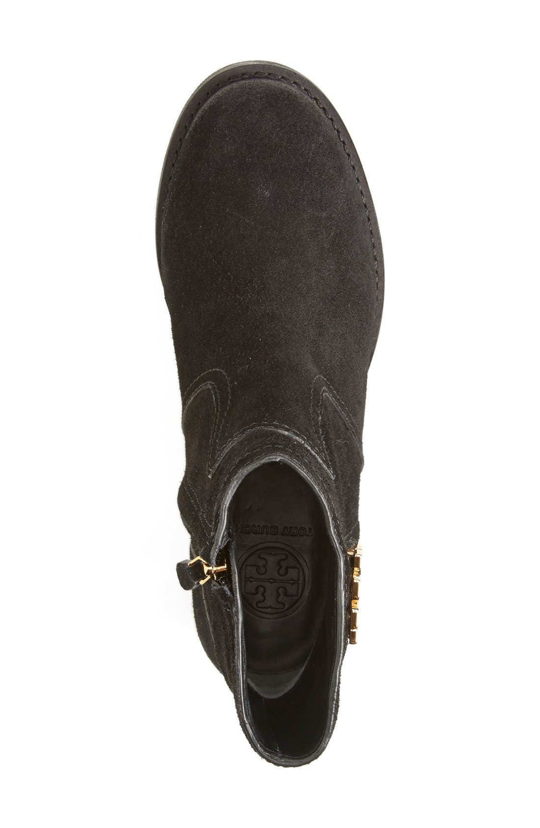 Alternate Image 6  - Tory Burch 'Eloise' Flat Bootie