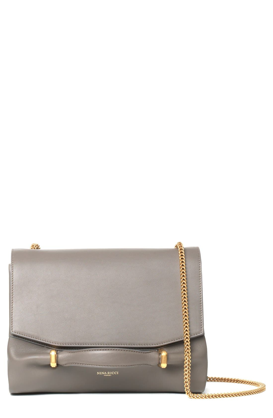 Alternate Image 1 Selected - Nina Ricci 'Marche' Chain Shoulder Bag