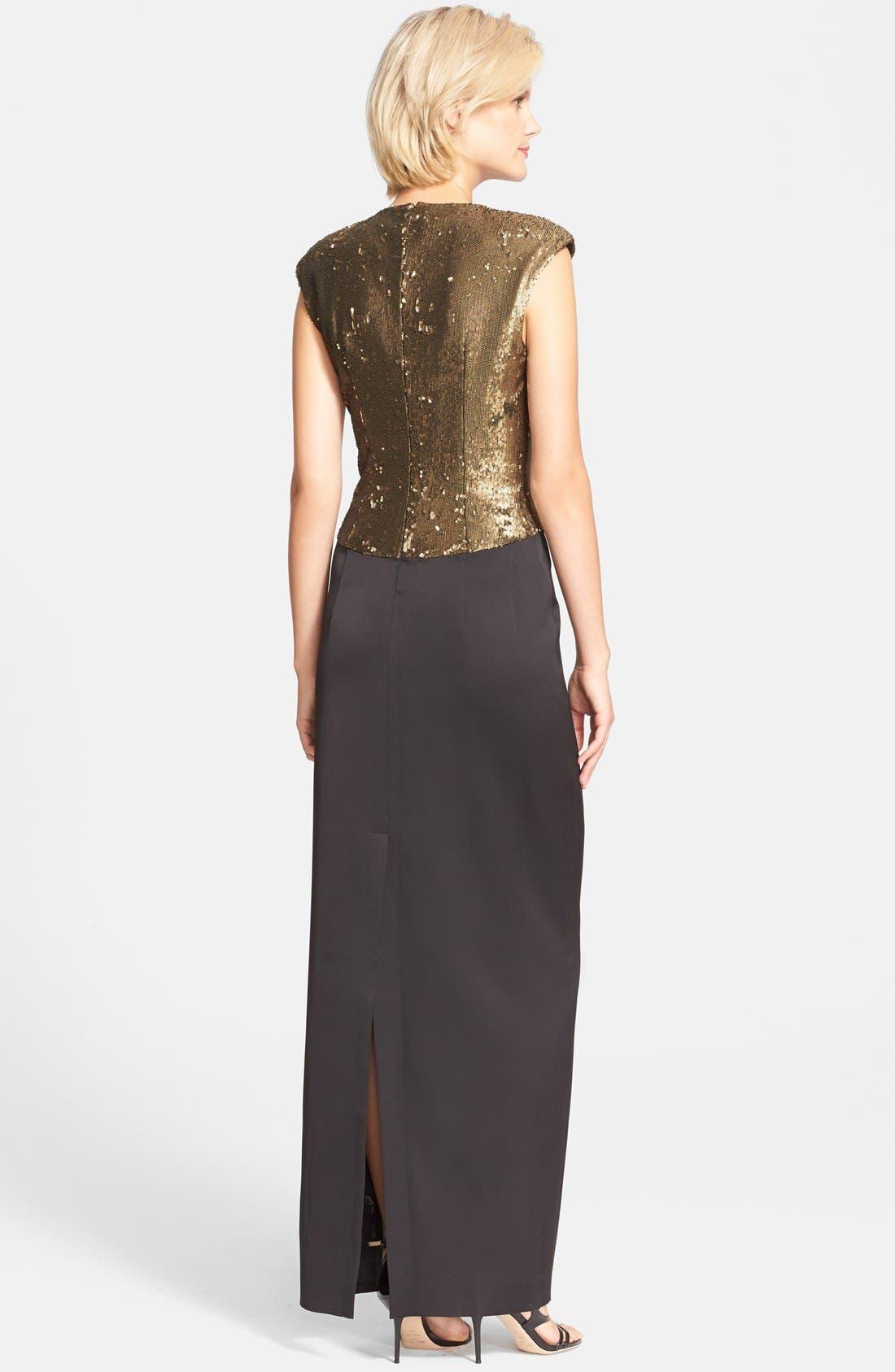 Alternate Image 2  - Ted Baker London 'Aroha' Embellished Maxi Dress
