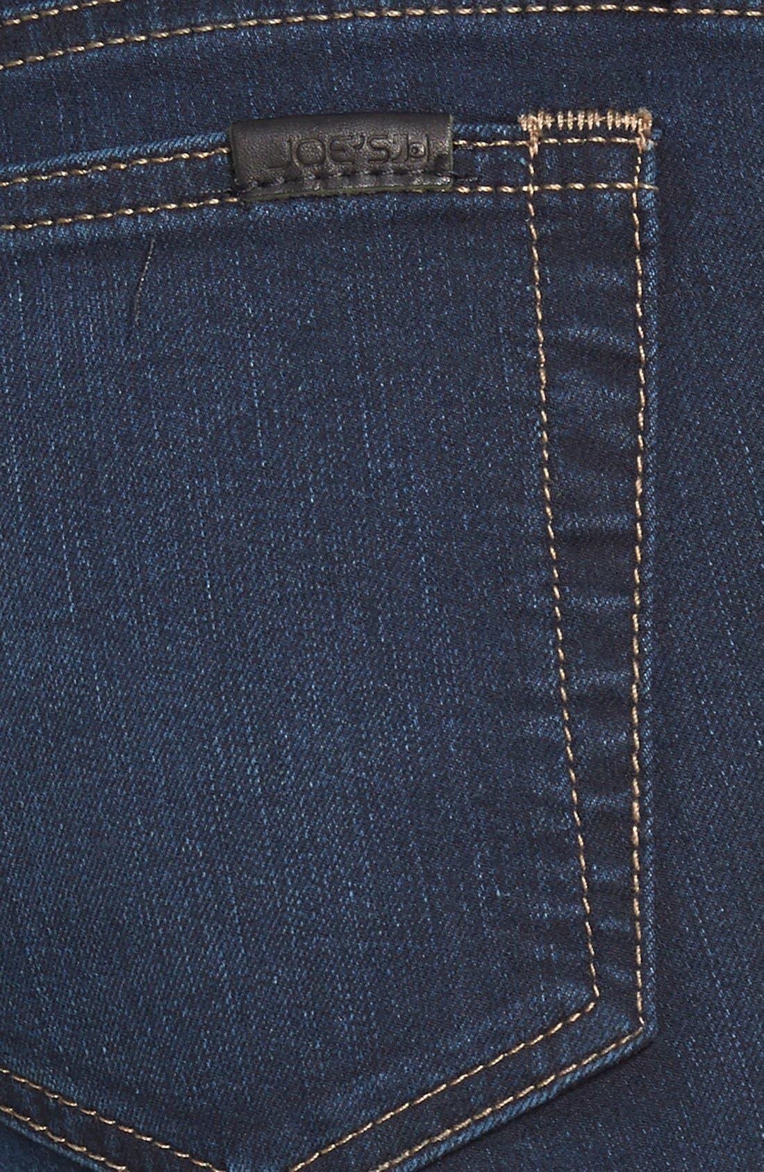 Alternate Image 3  - Joe's 'Flawless' Curvy Skinny Jeans (Ilse)