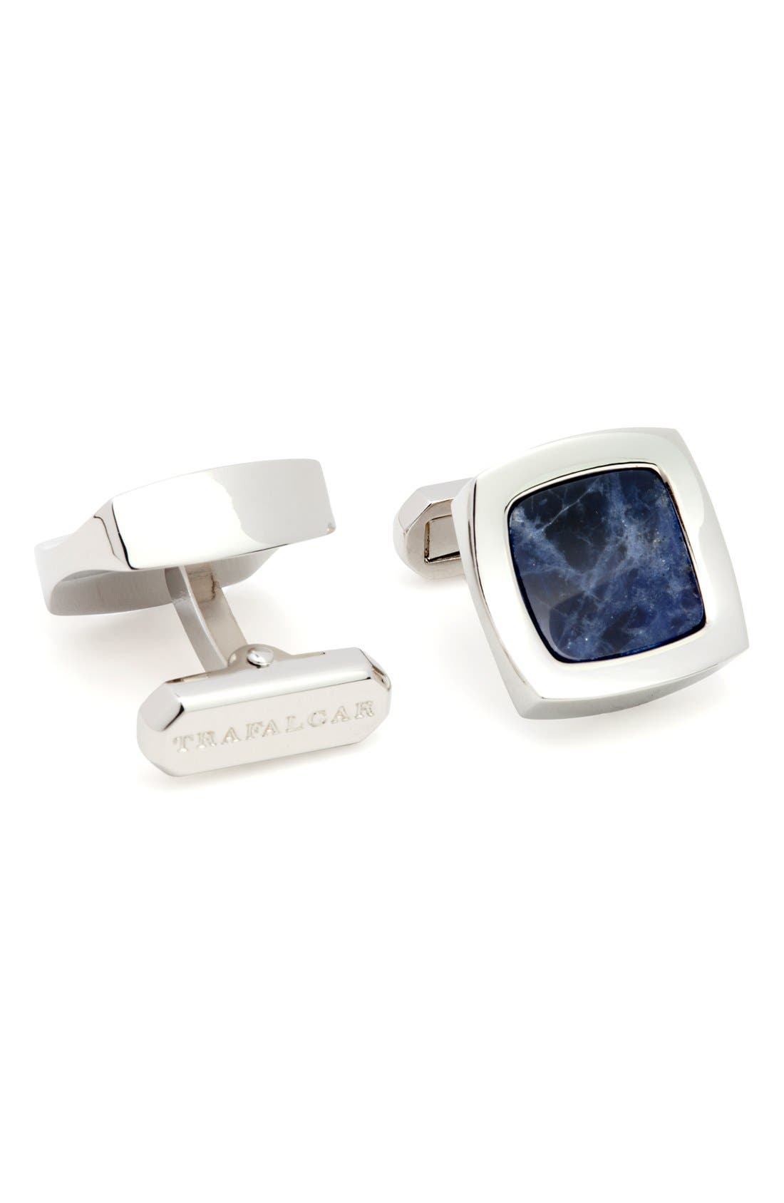 Alternate Image 1 Selected - Trafalgar Sodalite Cuff Links