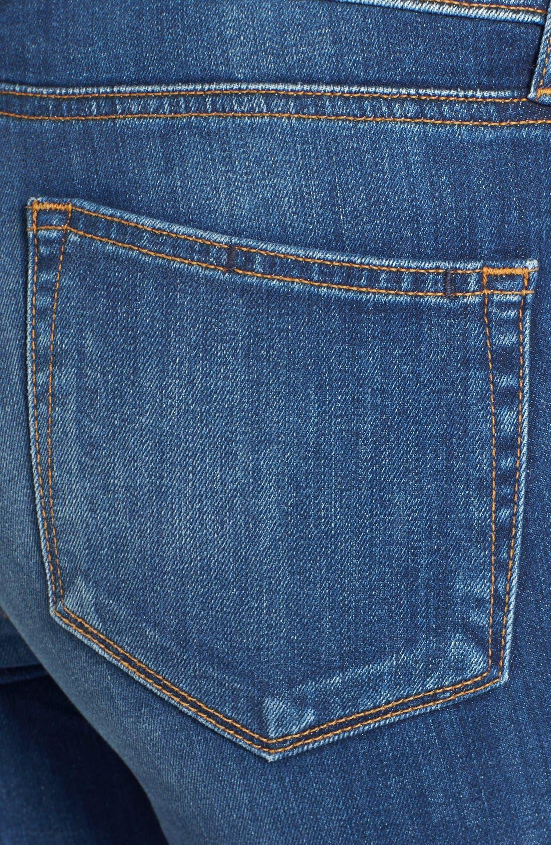 Alternate Image 3  - Paige Denim 'Hoxton' Ultra Skinny Jeans (Constance)
