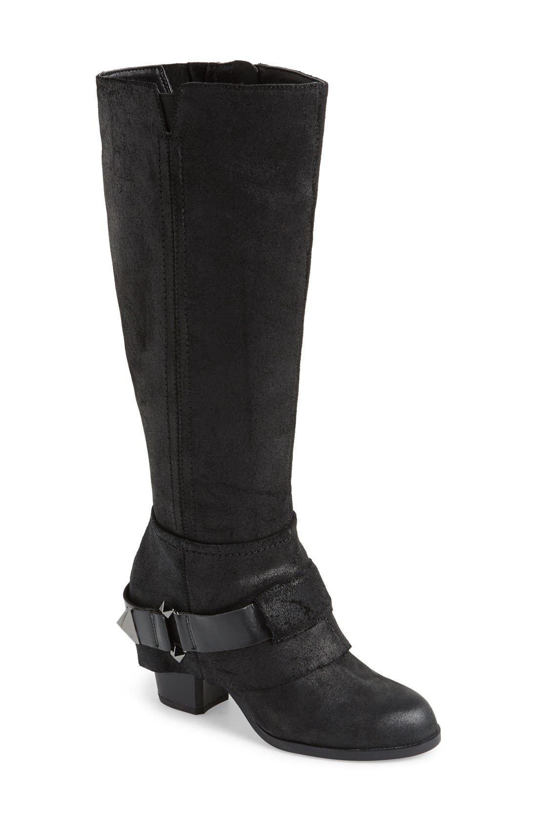 Alternate Image 1 Selected - Fergie 'Theory' Knee High Boot (Women)
