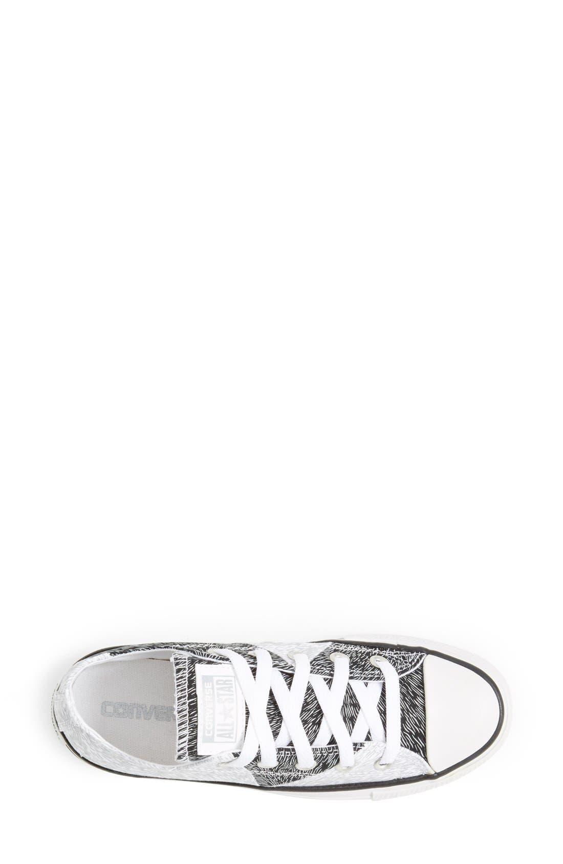 Alternate Image 3  - Converse Chuck Taylor® All Star® 'Animal Reflect' Sneaker (Women)