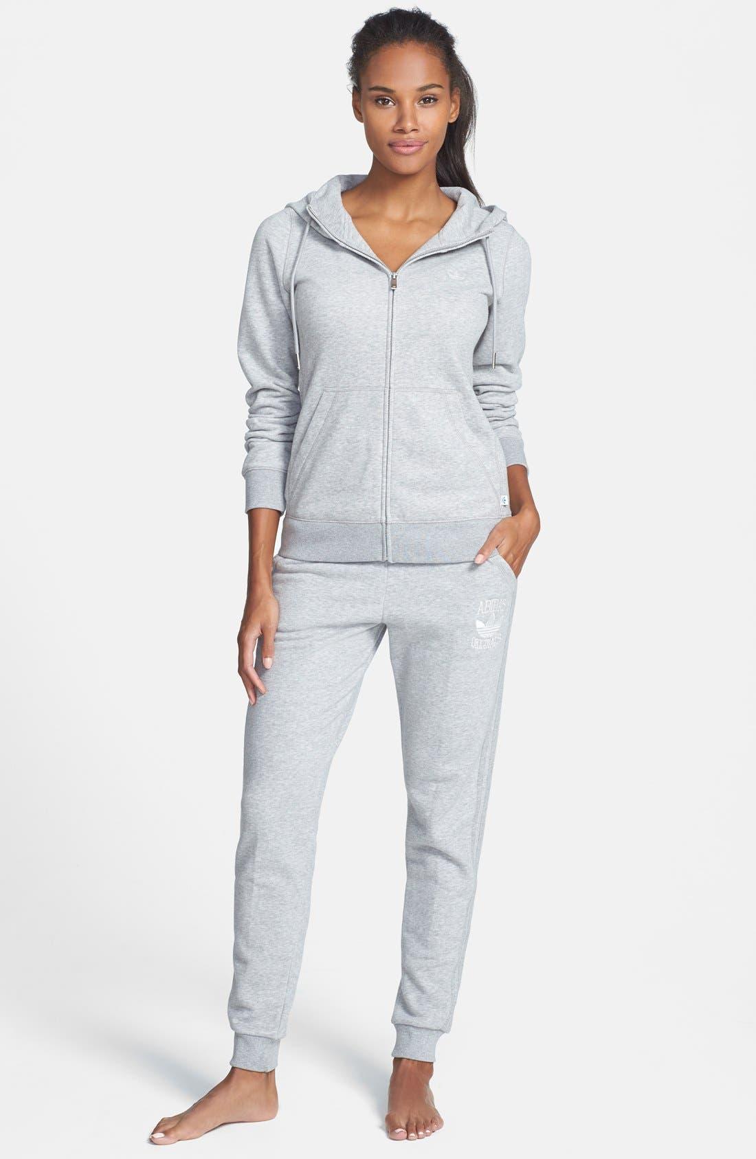 Alternate Image 3  - adidas Slim Track Pants