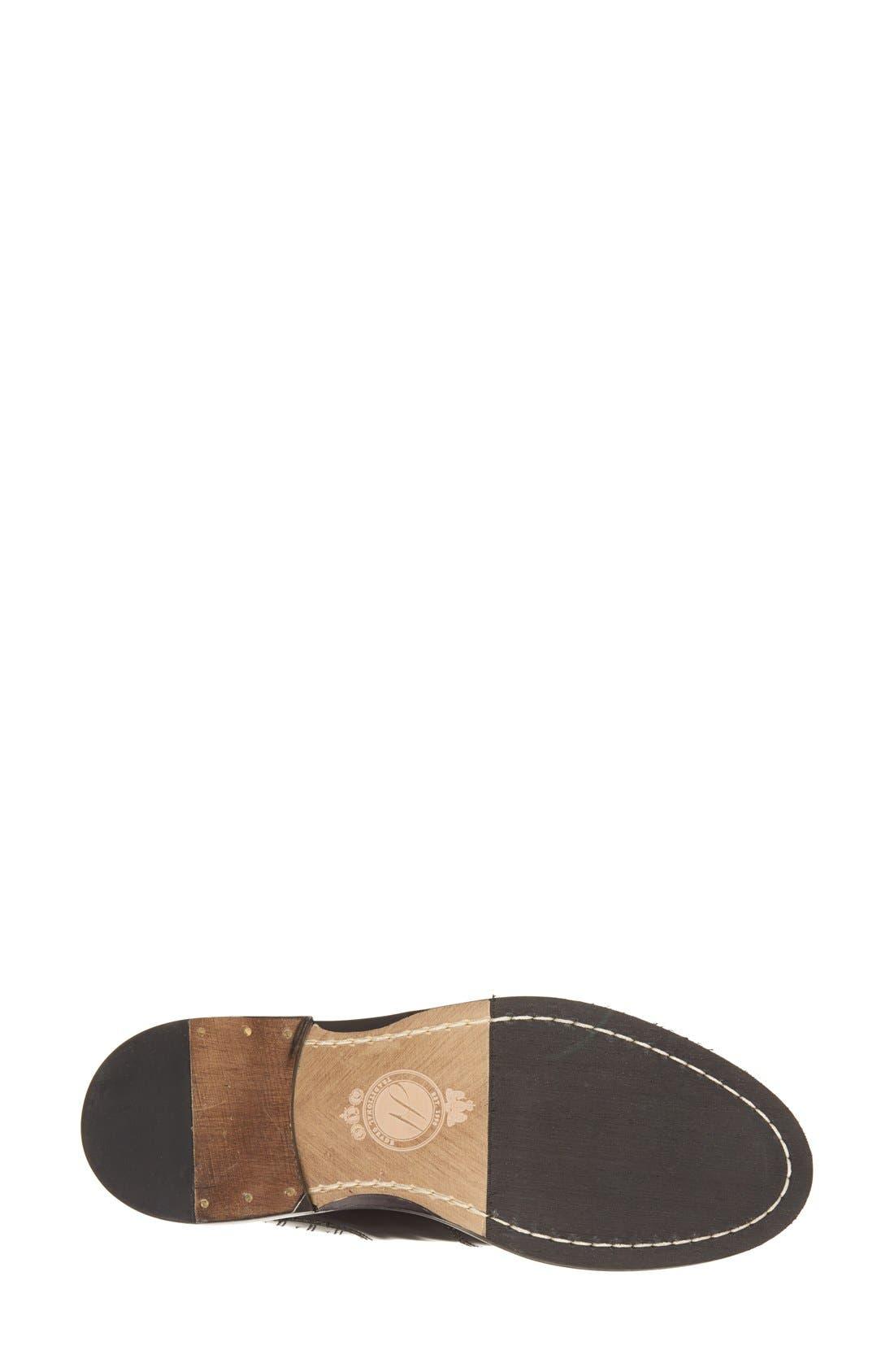 Alternate Image 4  - H by Hudson 'Tafler' Leather Chelsea Boot (Women)