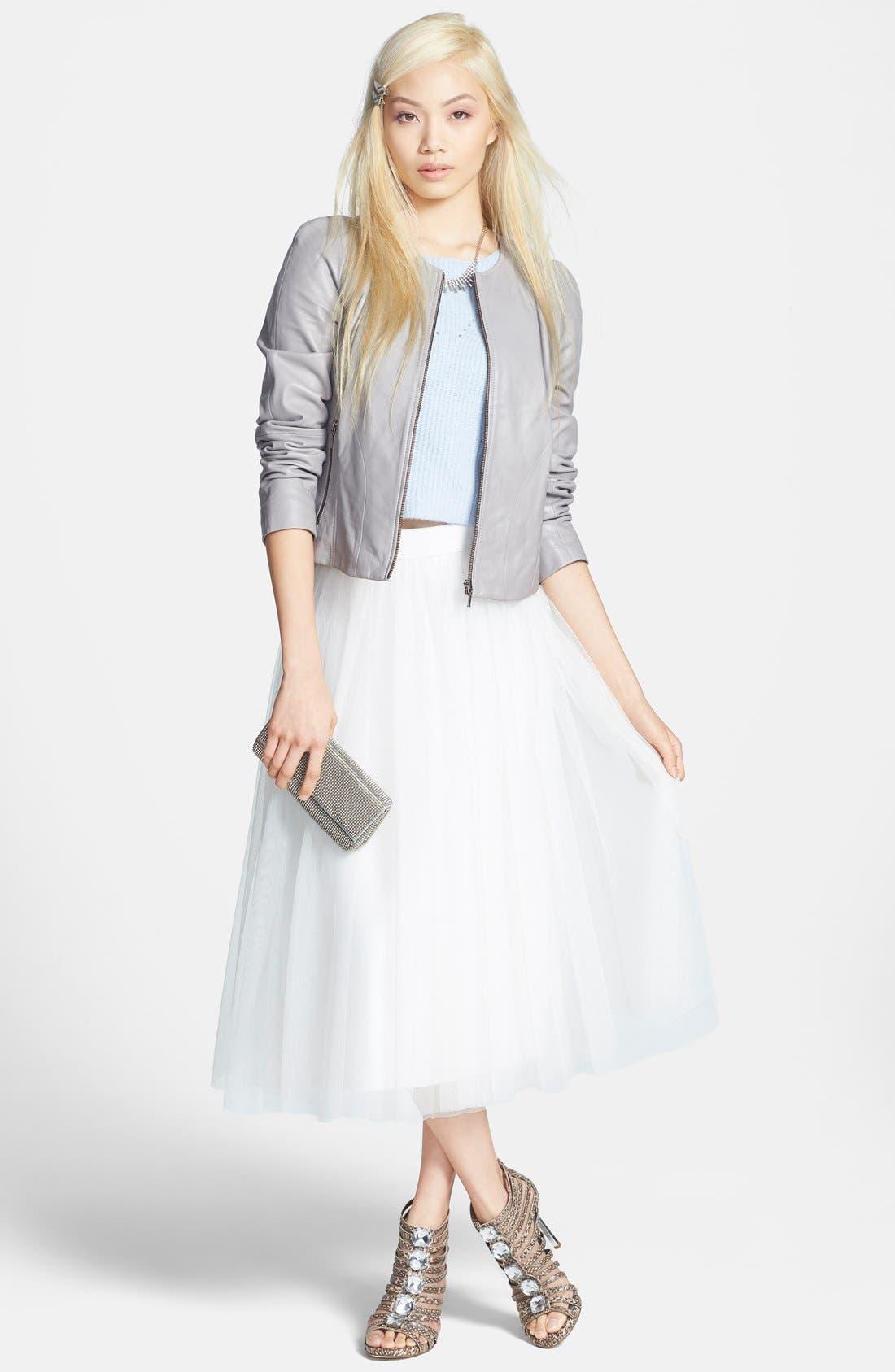 Alternate Image 4  - Bailey 44 'Shadow Waltz' Skirt