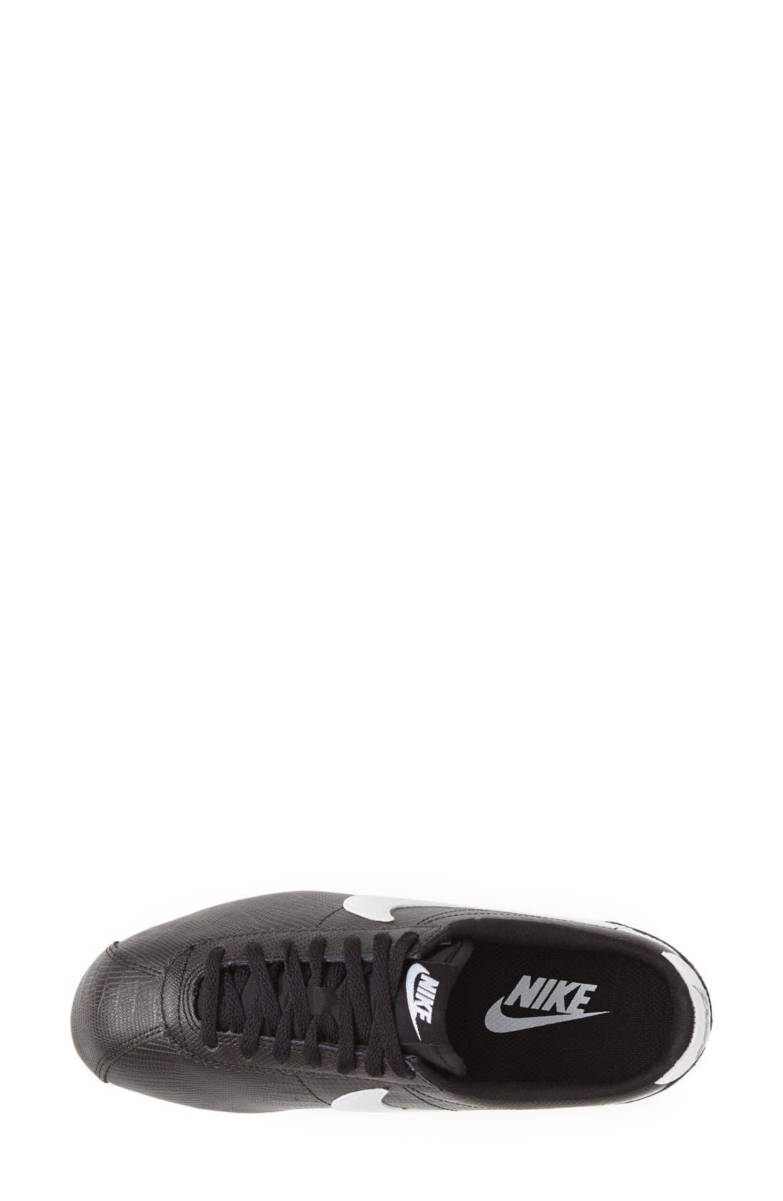 Alternate Image 3  - Nike 'Classic Cortez' Leather Sneaker (Women)