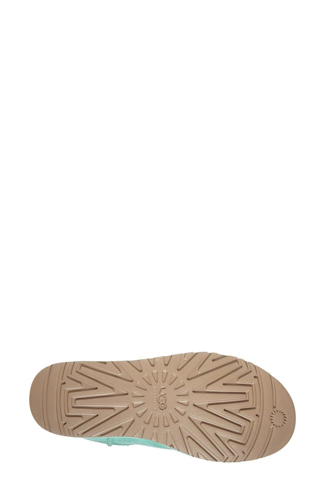 Alternate Image 4  - UGG® Classic Mini Boot (Women)