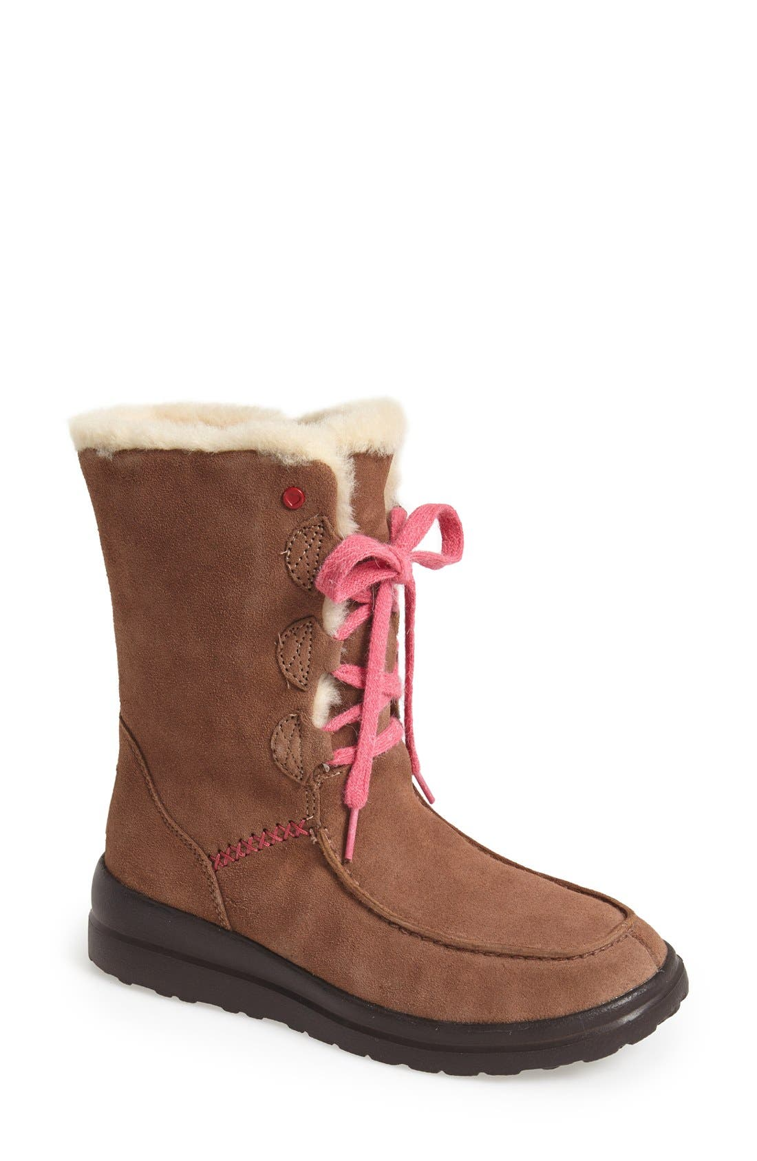 Alternate Image 1 Selected - I Heart UGG™ by UGG® Australia 'Lacy' Short Boot
