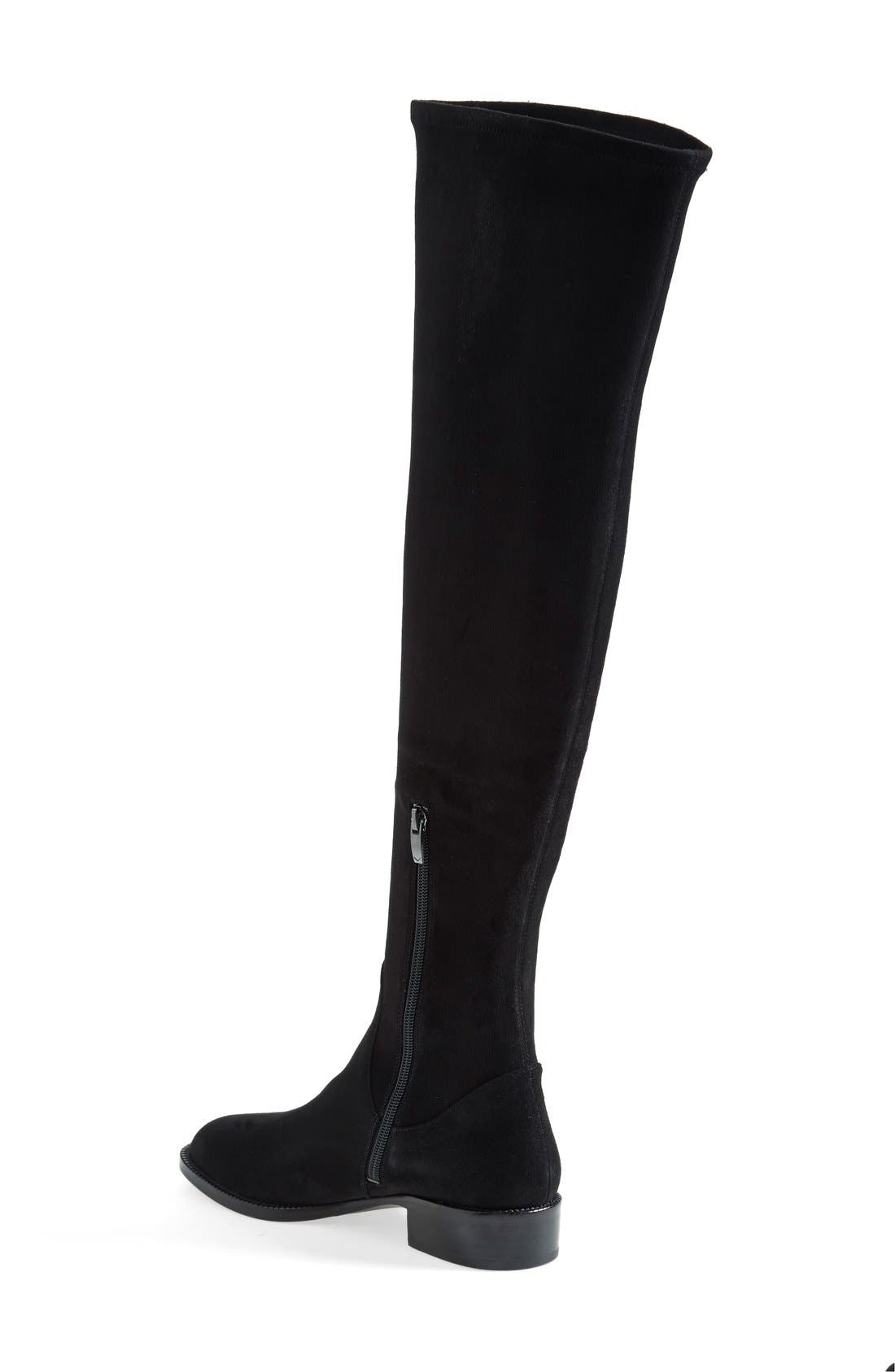 Alternate Image 2  - Via Spiga 'Boni' Over the Knee Boot (Women)