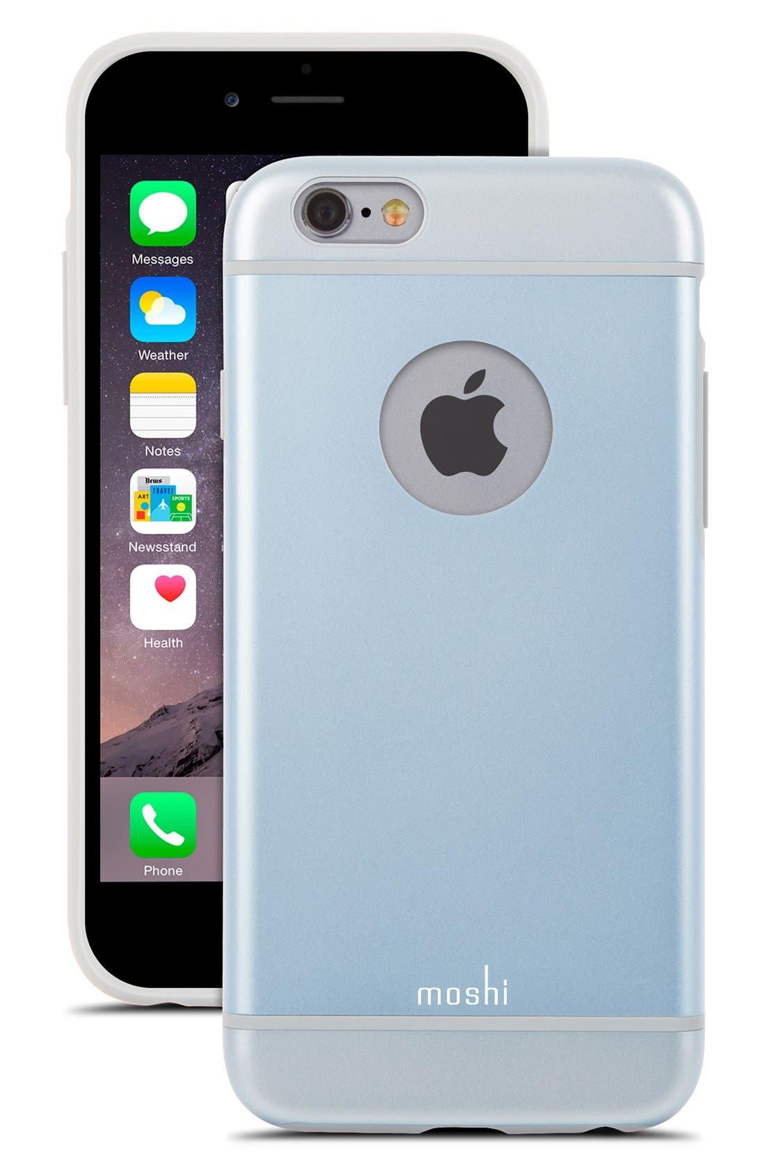 Alternate Image 1 Selected - Moshi 'iGlaze' iPhone 6 & 6s Case