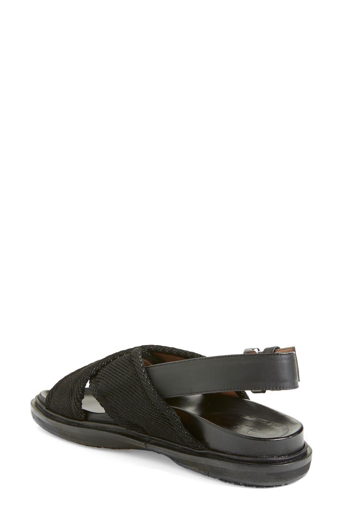 Alternate Image 2  - Marni 'Fussbett' Sandal (Women)