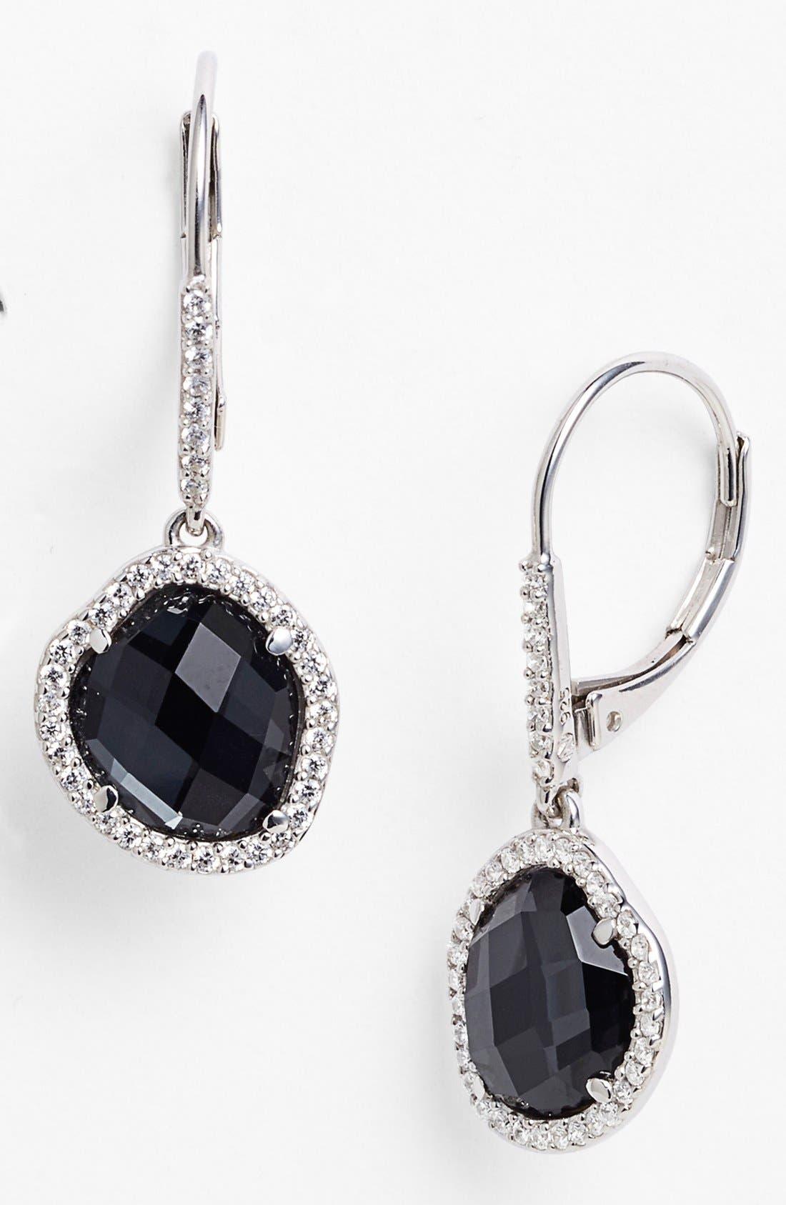 Main Image - Nadri Boxed Pavé Drop Earrings