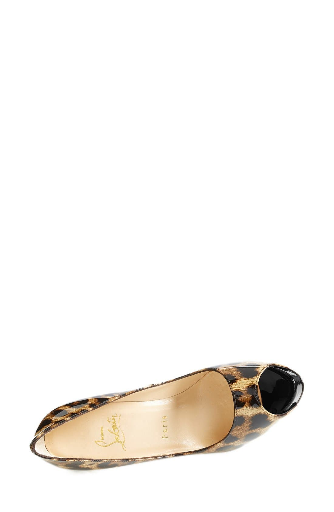 Alternate Image 3  - Christian Louboutin 'New Very Prive' Pump