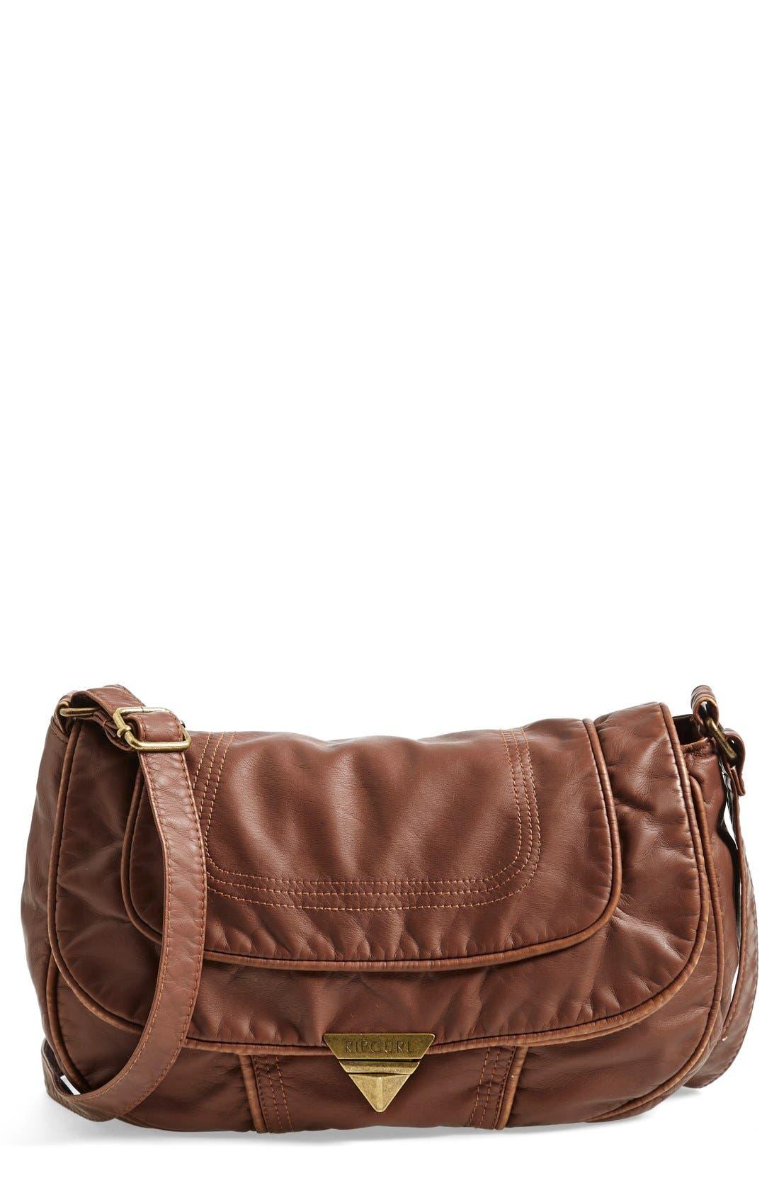Alternate Image 1 Selected - Rip Curl 'True Story' Shoulder Bag