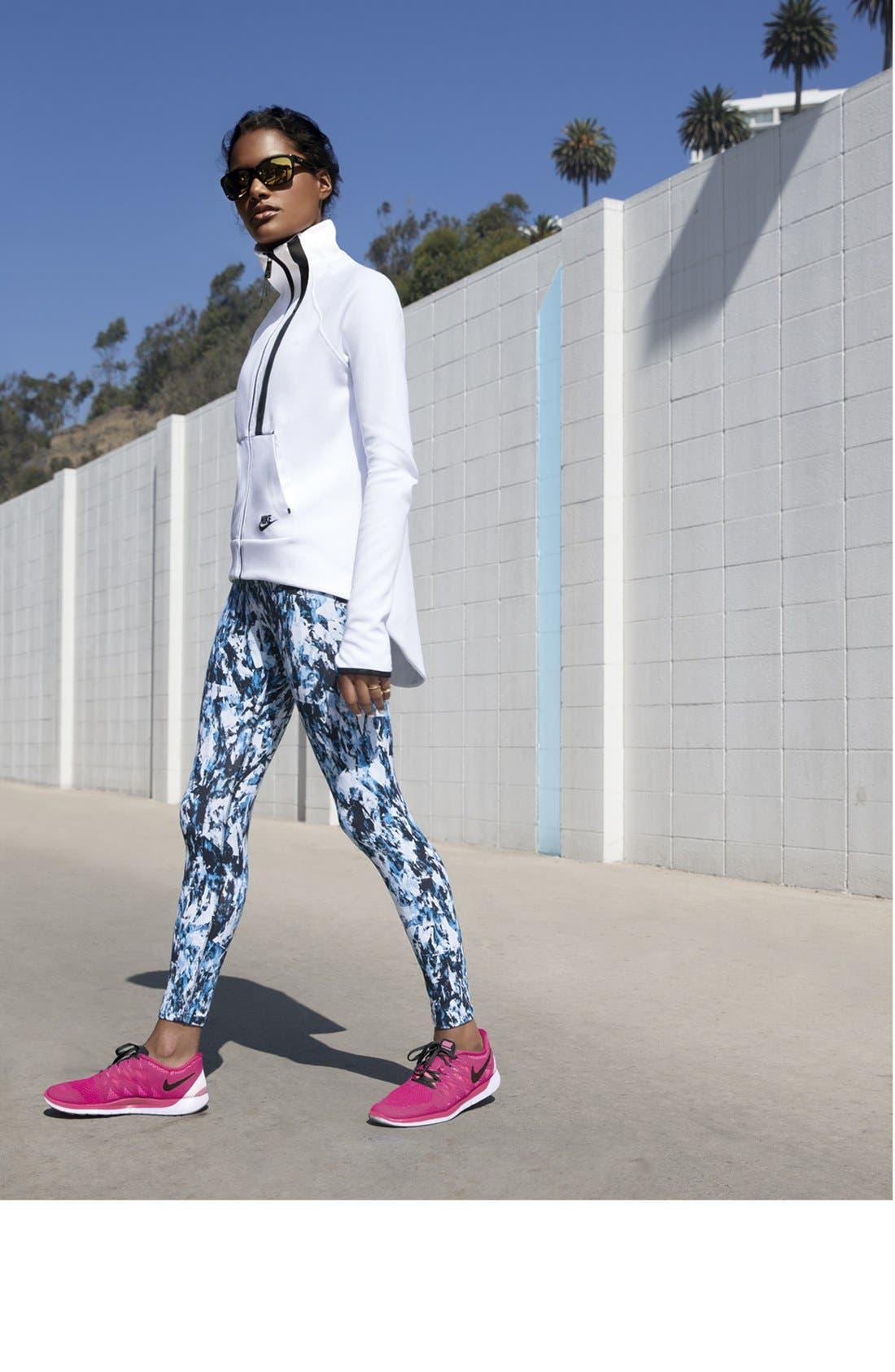 Alternate Image 5  - Nike 'Leg-A-See Mishmash' Leggings