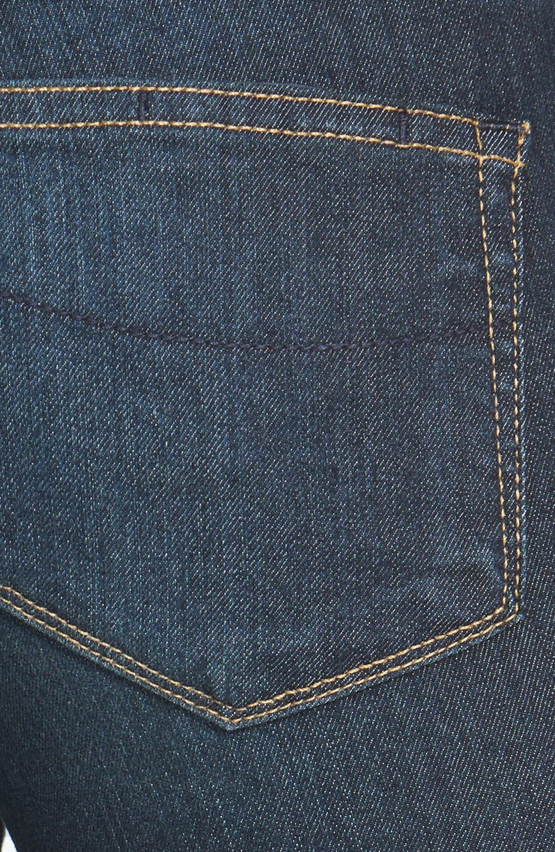 Alternate Image 3  - Paige Denim 'Manhattan' Bootcut Jeans (Moonrise)