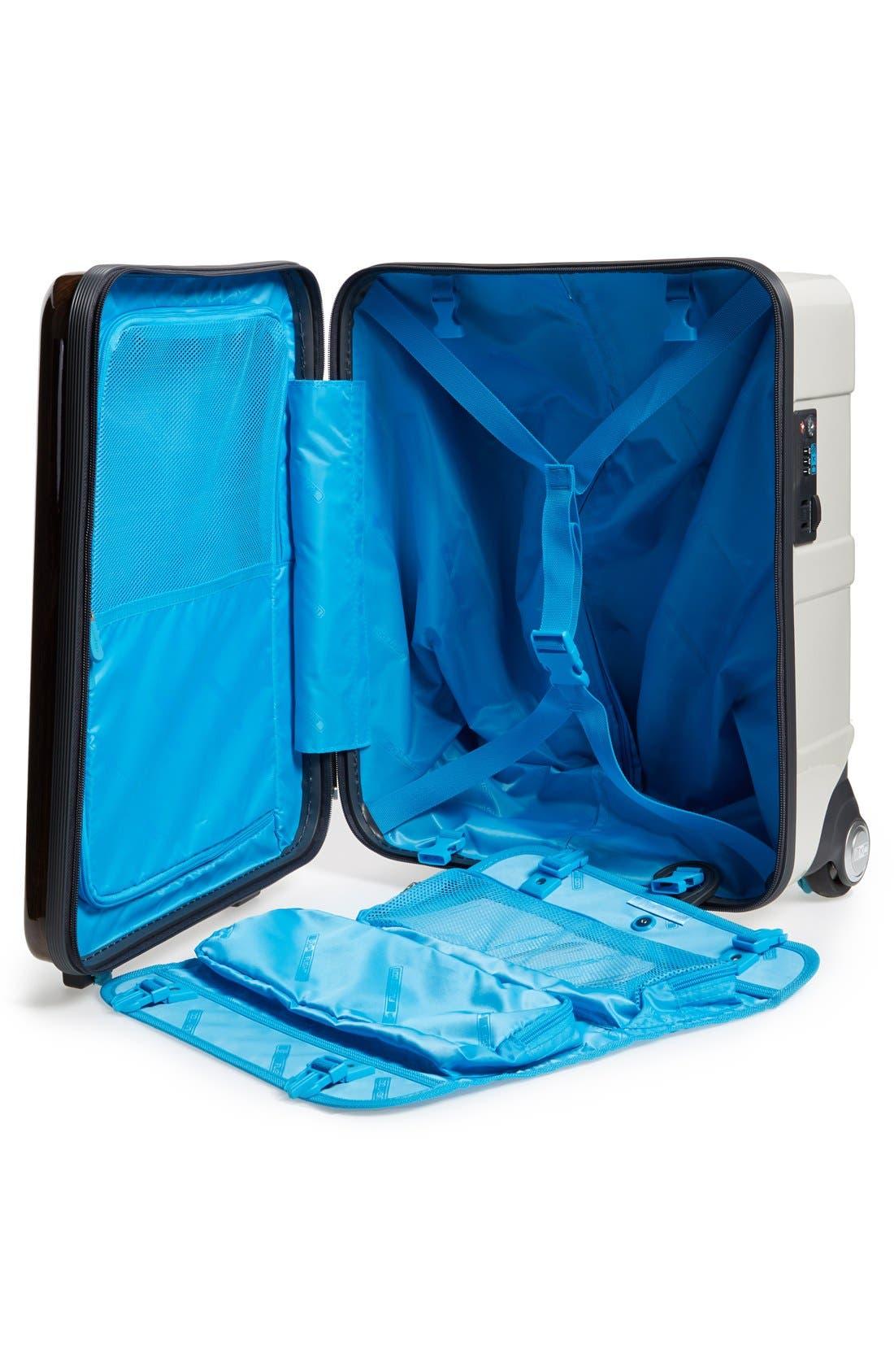 Alternate Image 2  - Flight 001 'Jetmor' Carry On Suitcase