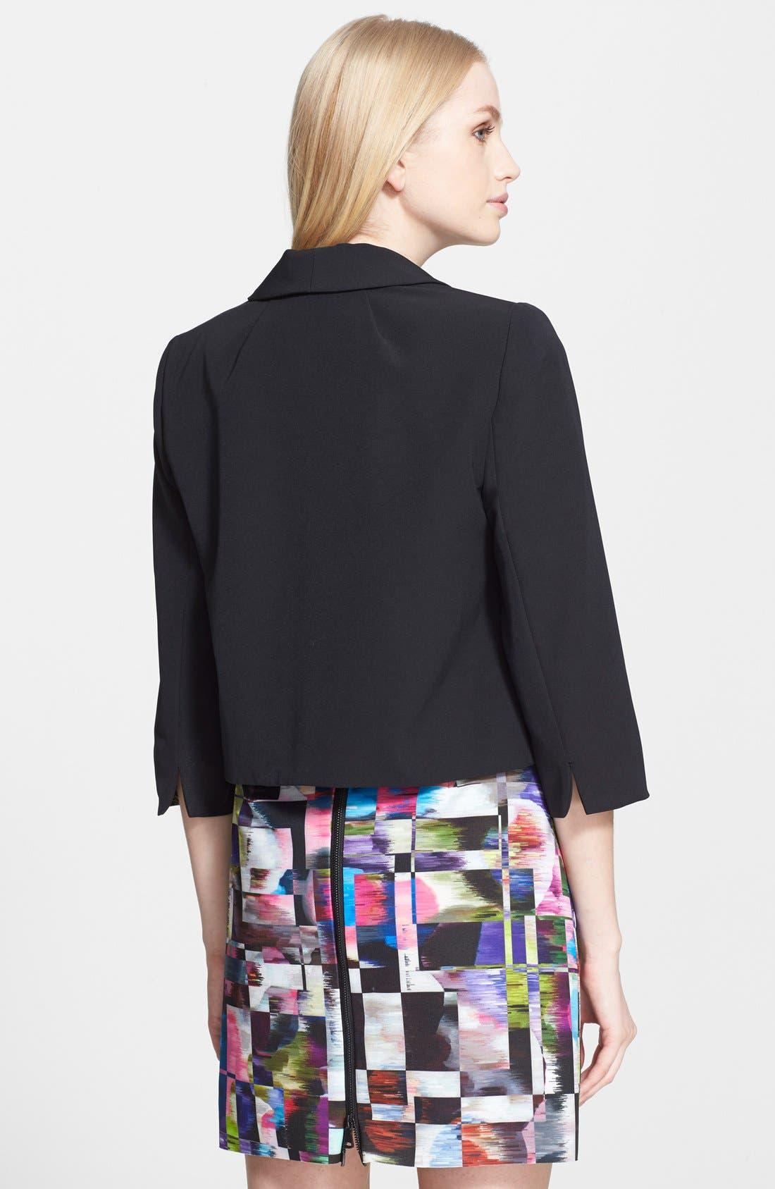 Alternate Image 2  - Milly Crop Blazer
