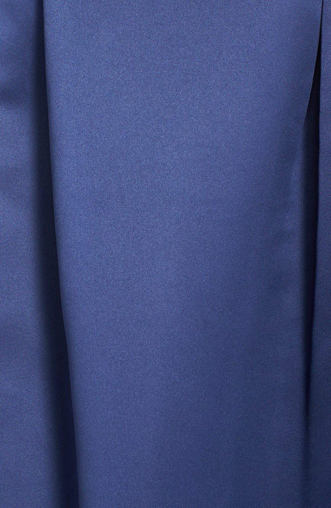 Alternate Image 4  - ERIN erin fetherston 'Jacqueline' Peau de Soie Ball Skirt
