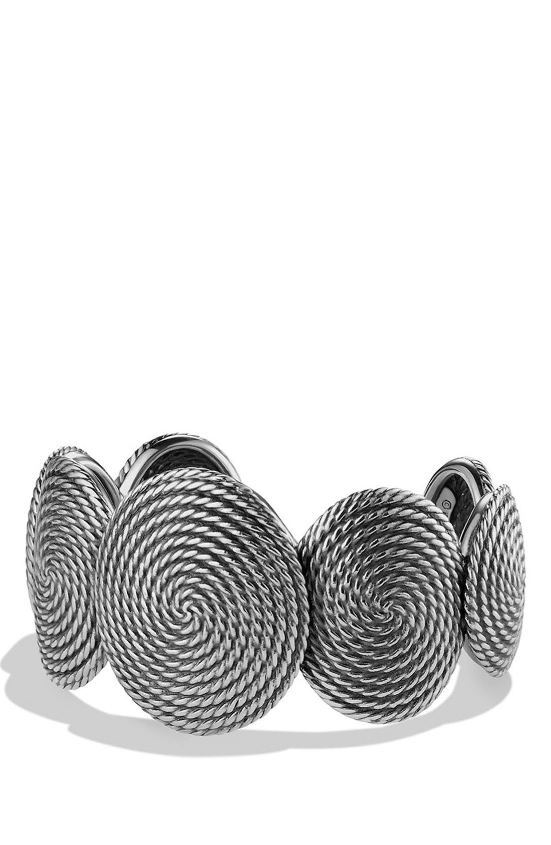 Alternate Image 1 Selected - David Yurman 'Waverly' Cable Coil Bracelet