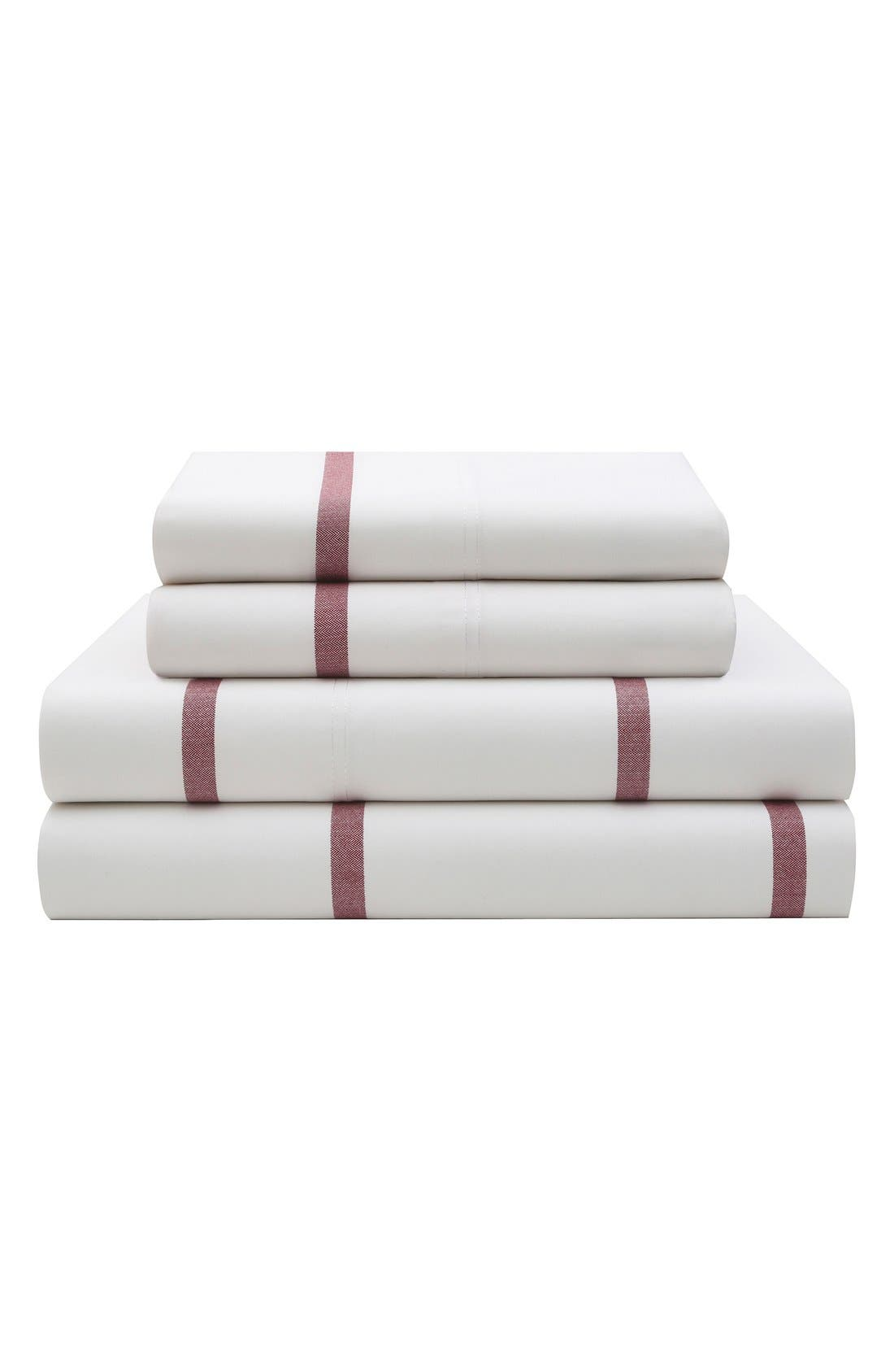 Tommy Hilfiger Sutton Stripe Sheet Set
