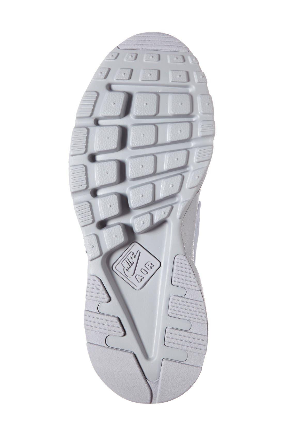 Alternate Image 4  - Nike Huarache Run Ultra SE Premium Sneaker (Men)