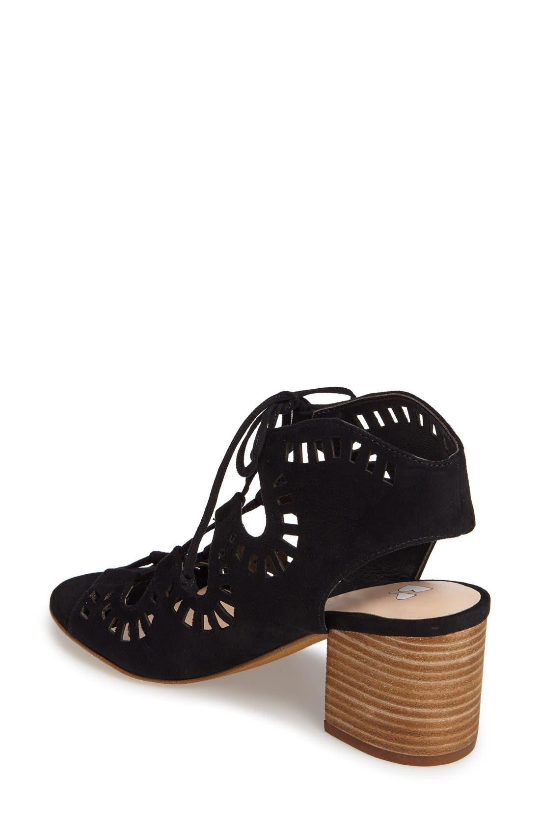 Alternate Image 2  - BP. Decker Lace-Up Sandal (Women)