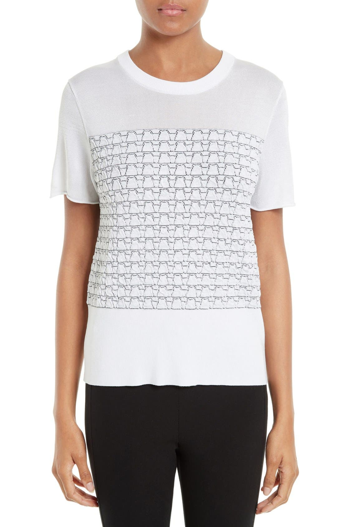rag & bone Gwen Knit Tee