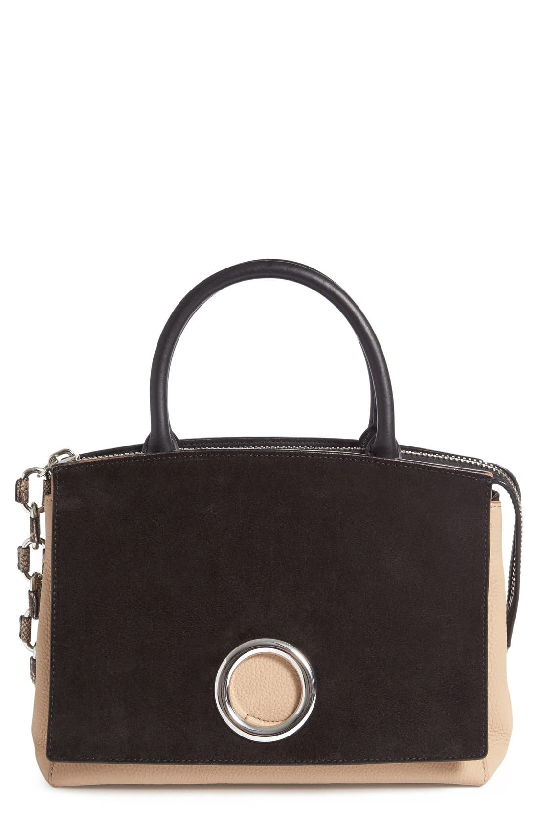 ALEXANDER WANG Attica Leather Shoulder Bag