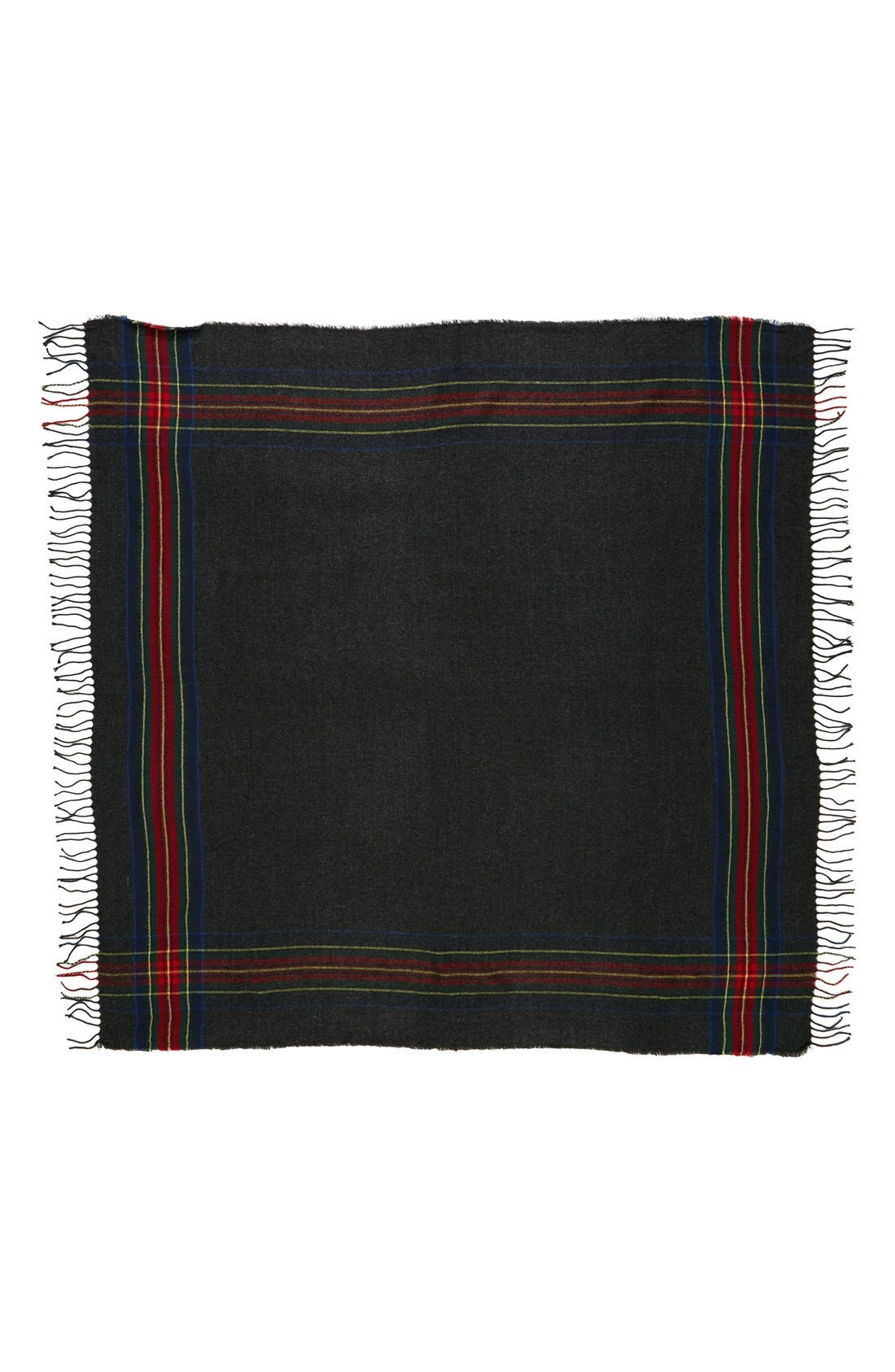 Alternate Image 2  - BP. Heritage Plaid Square Scarf
