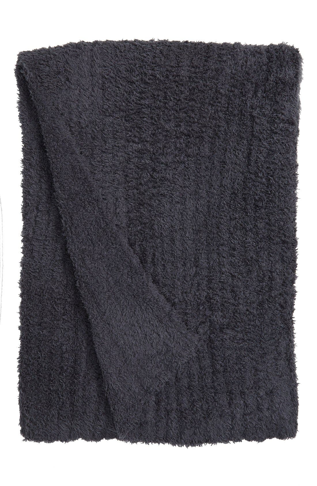 Main Image - Barefoot Dreams® 'CozyChic®' Ribbed Throw